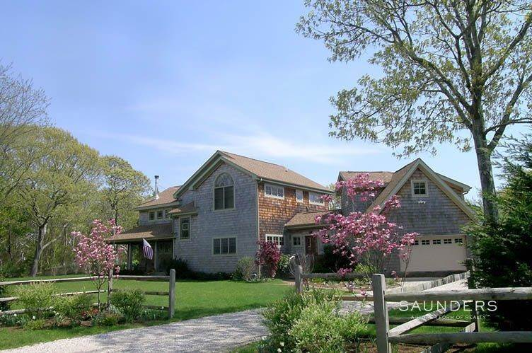 Single Family Homes at Traditional Near East Hampton Village East Hampton, East Hampton Town, NY 11937