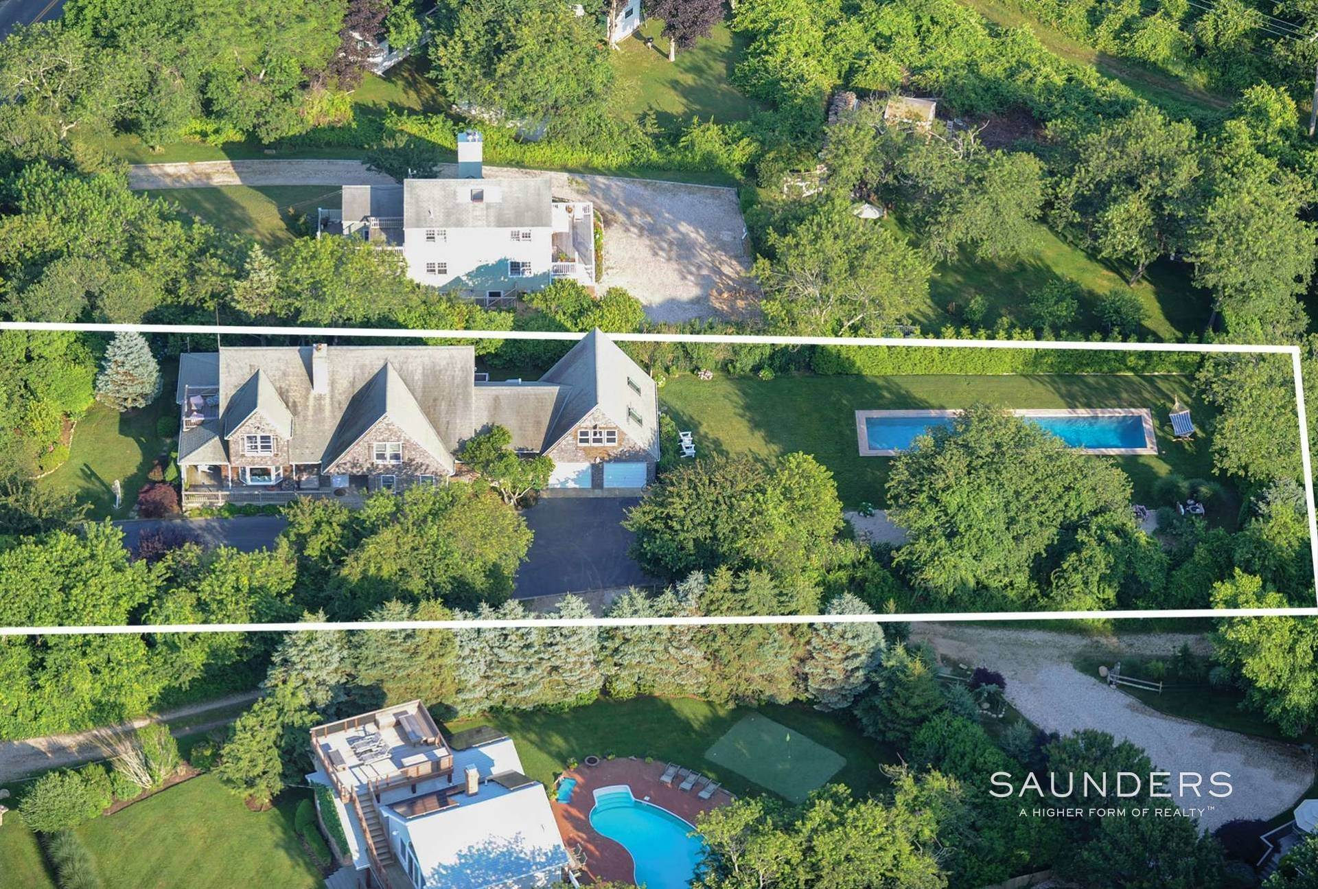 Single Family Homes at Montauk Beauty With Lake Views Montauk, East Hampton Town, NY 11954