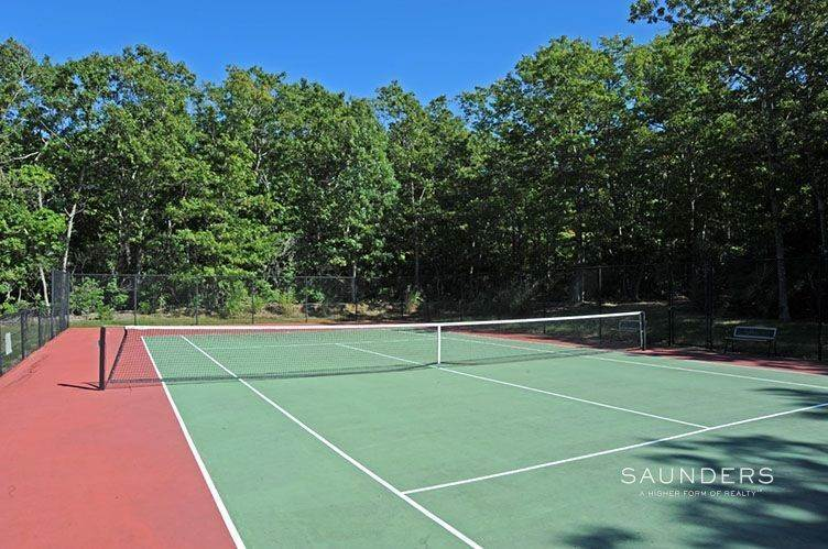 4. Single Family Homes for Sale at Sag Harbor Retreat With Pool And Tennis Sag Harbor, Southampton Town, NY 11963