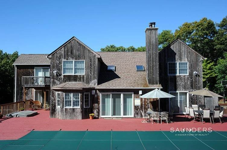 2. Single Family Homes for Sale at Sag Harbor Retreat With Pool And Tennis Sag Harbor, Southampton Town, NY 11963