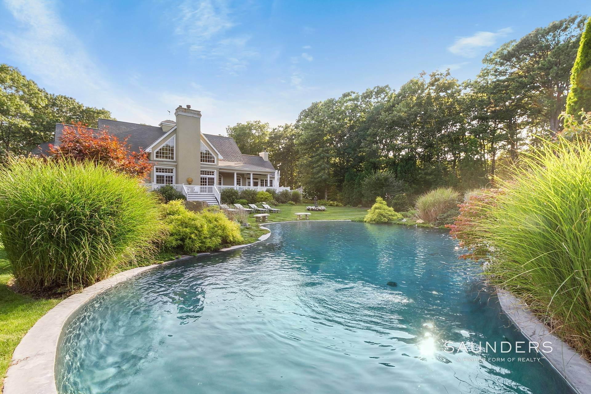 Single Family Homes at Charming Carriage House - Totally Private East Hampton, East Hampton Town, NY 11937