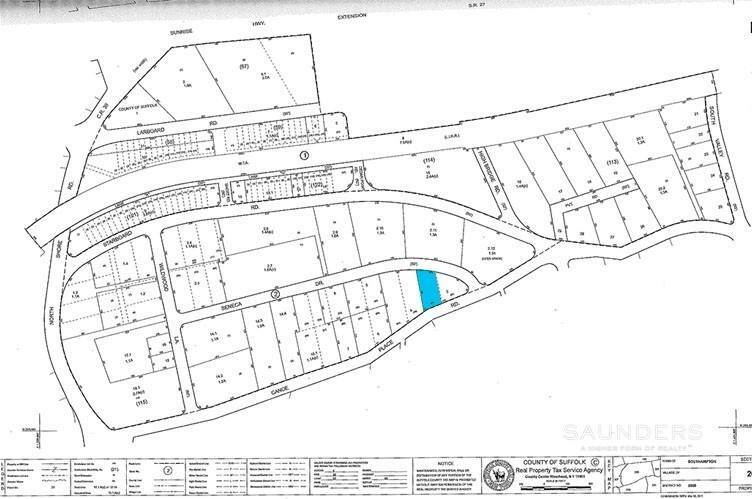 Land for Sale at Private Hampton Bays Hampton Bays, Southampton Town, NY 11946
