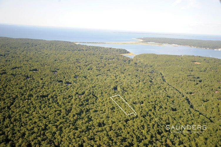 Land for Sale at Shy Two Acres East Hampton, East Hampton Town, NY 11937