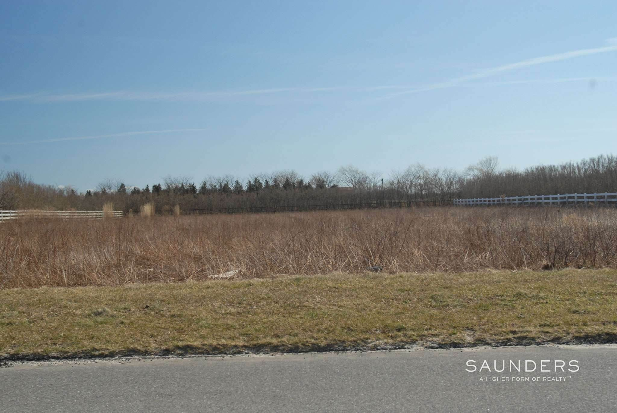 2. Land for Sale at The Last Of Its Kind Sagaponack Village, Southampton Town, NY 11962