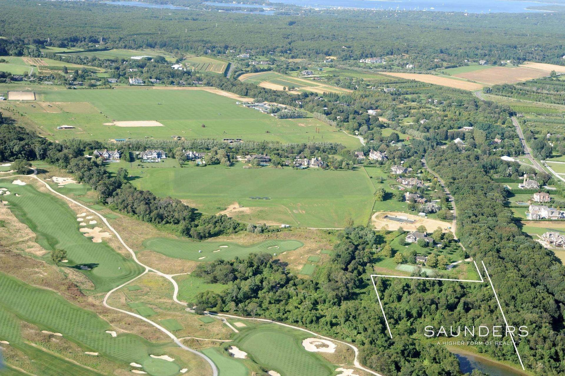 Land for Sale at Bridgehampton North Dream Location Bridgehampton, Southampton Town, NY 11976