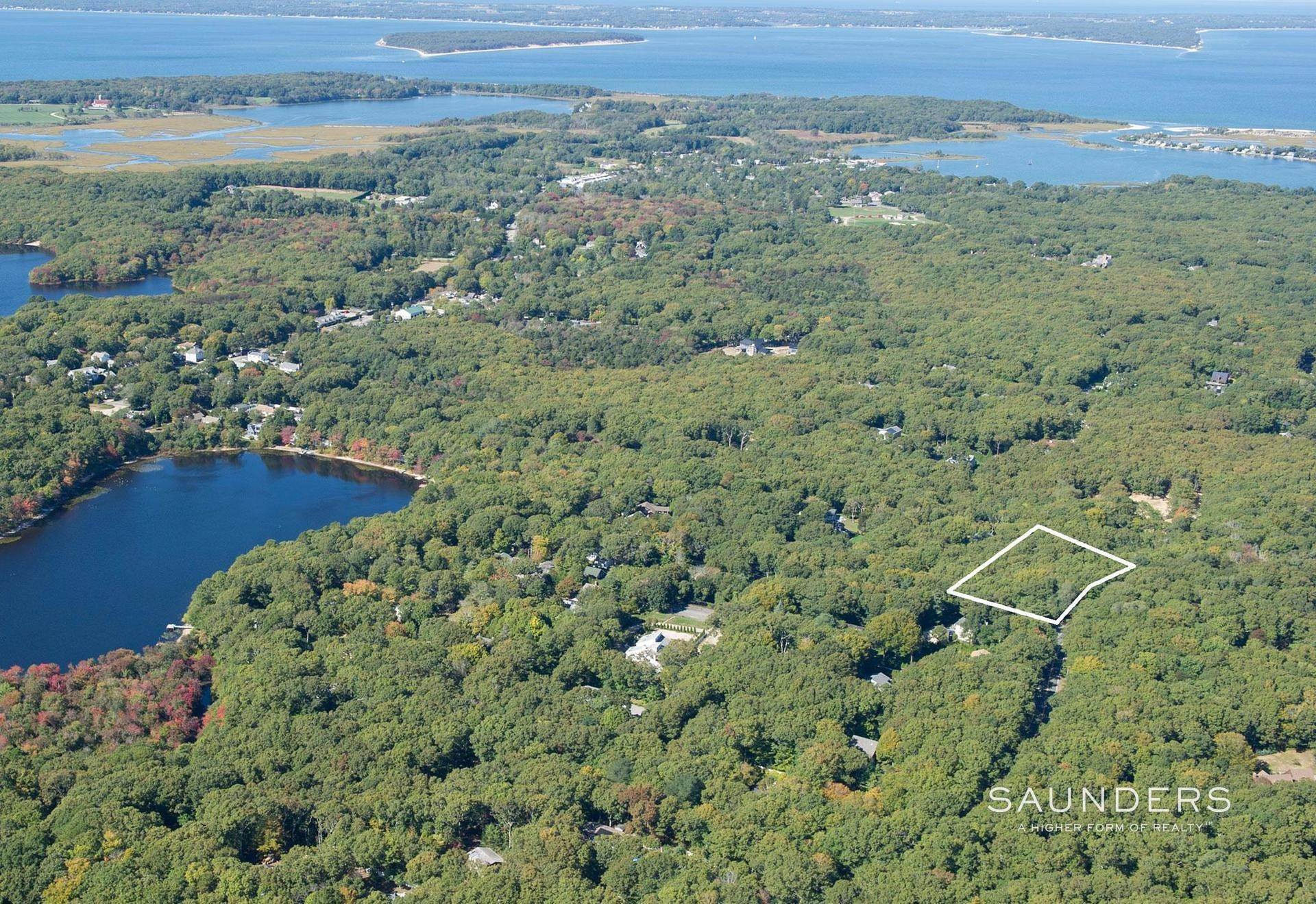 Land for Sale at Hamptons Building Lot 27 Woodbine Place, Southampton, Southampton Town, NY 11968