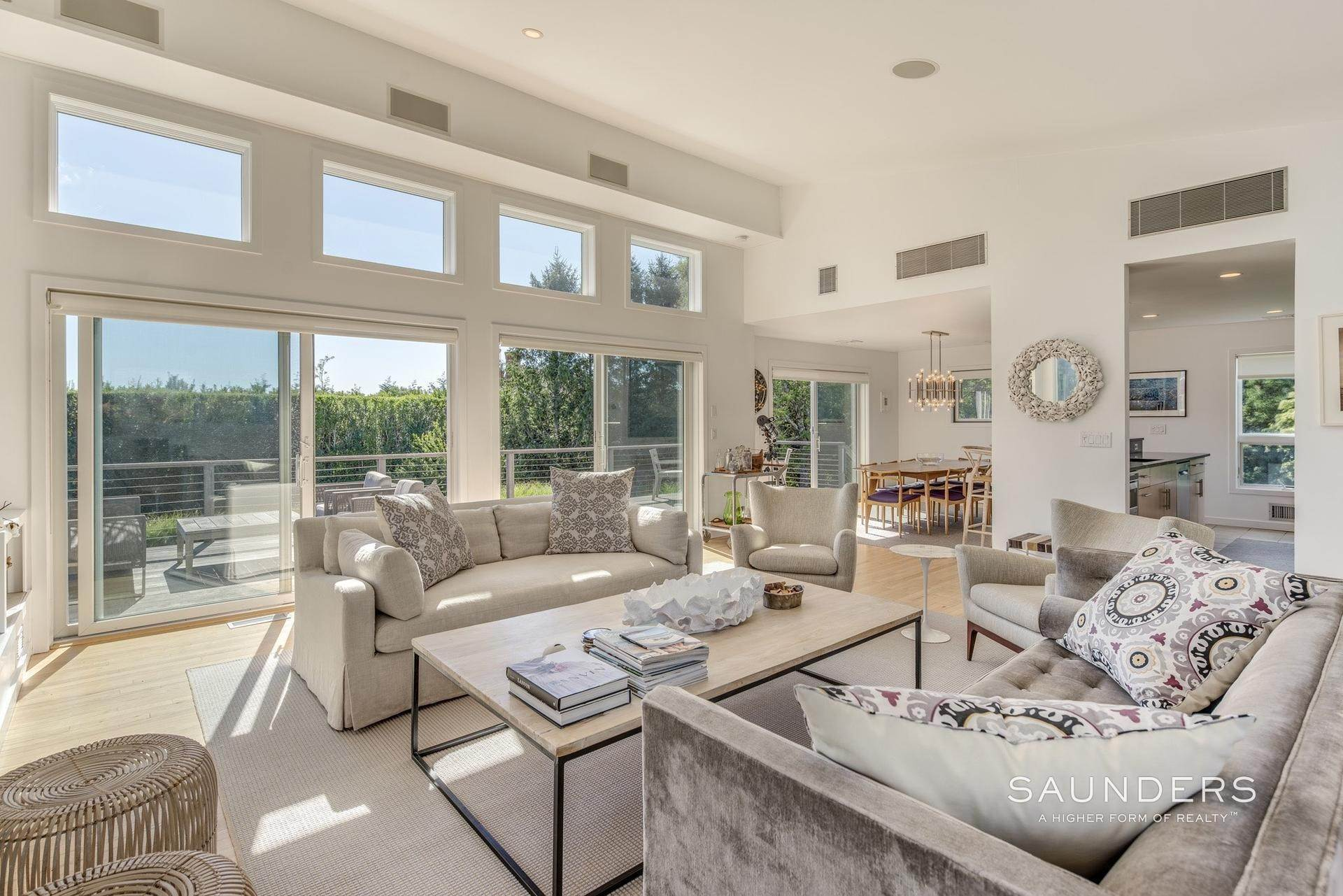 9. Single Family Homes for Sale at Beach Lover's Dream 107 Town Line Road, Wainscott, East Hampton Town, NY 11975
