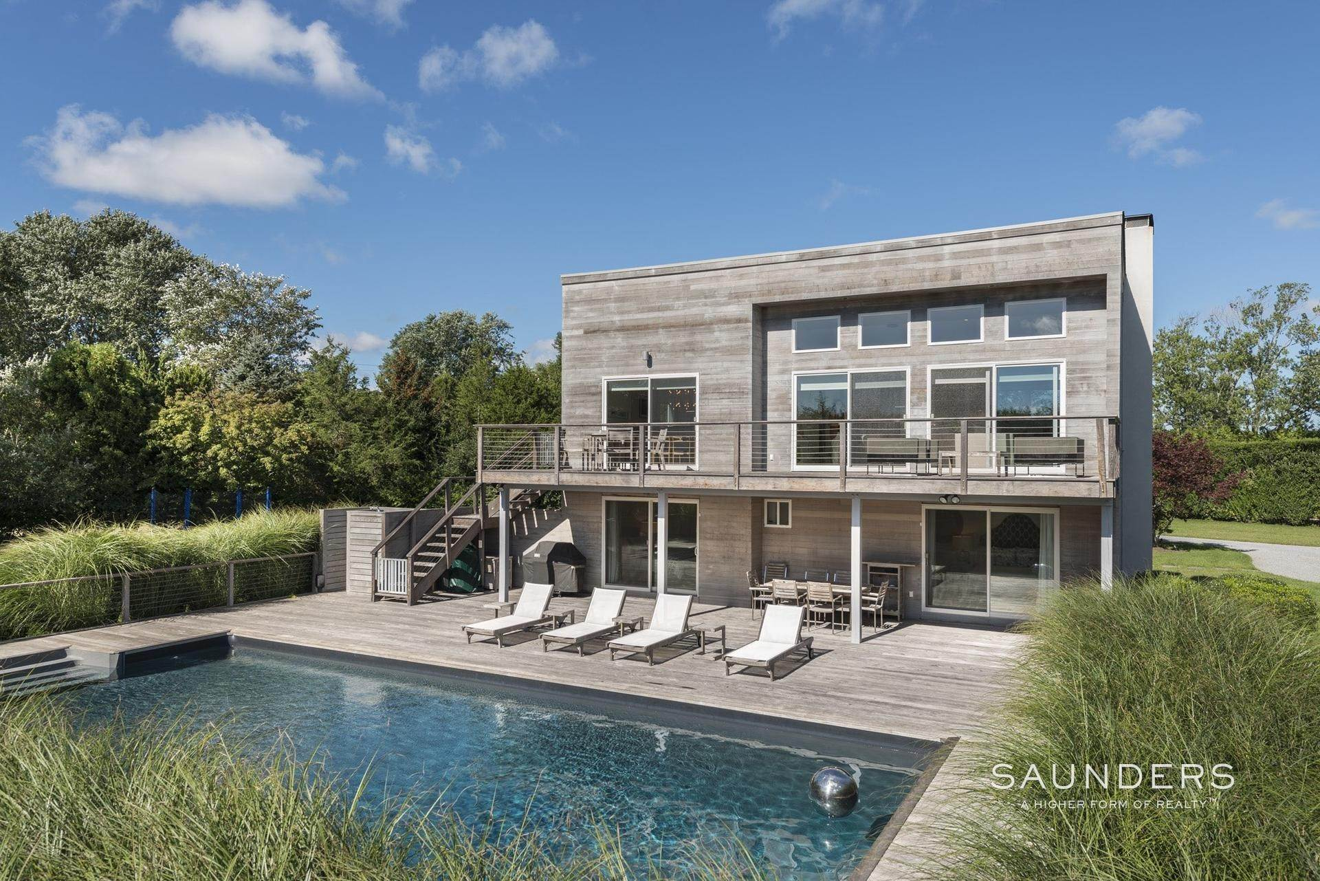2. Single Family Homes for Sale at Beach Lover's Dream 107 Town Line Road, Wainscott, East Hampton Town, NY 11975