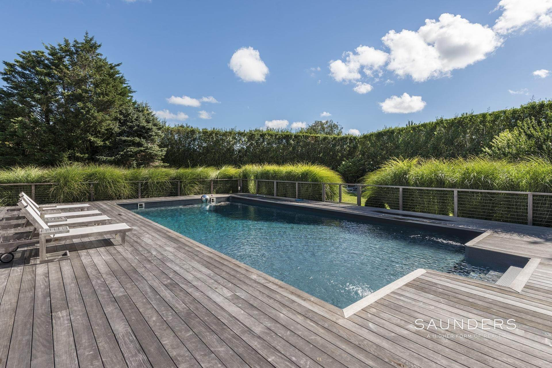 4. Single Family Homes for Sale at Beach Lover's Dream 107 Town Line Road, Wainscott, East Hampton Town, NY 11975