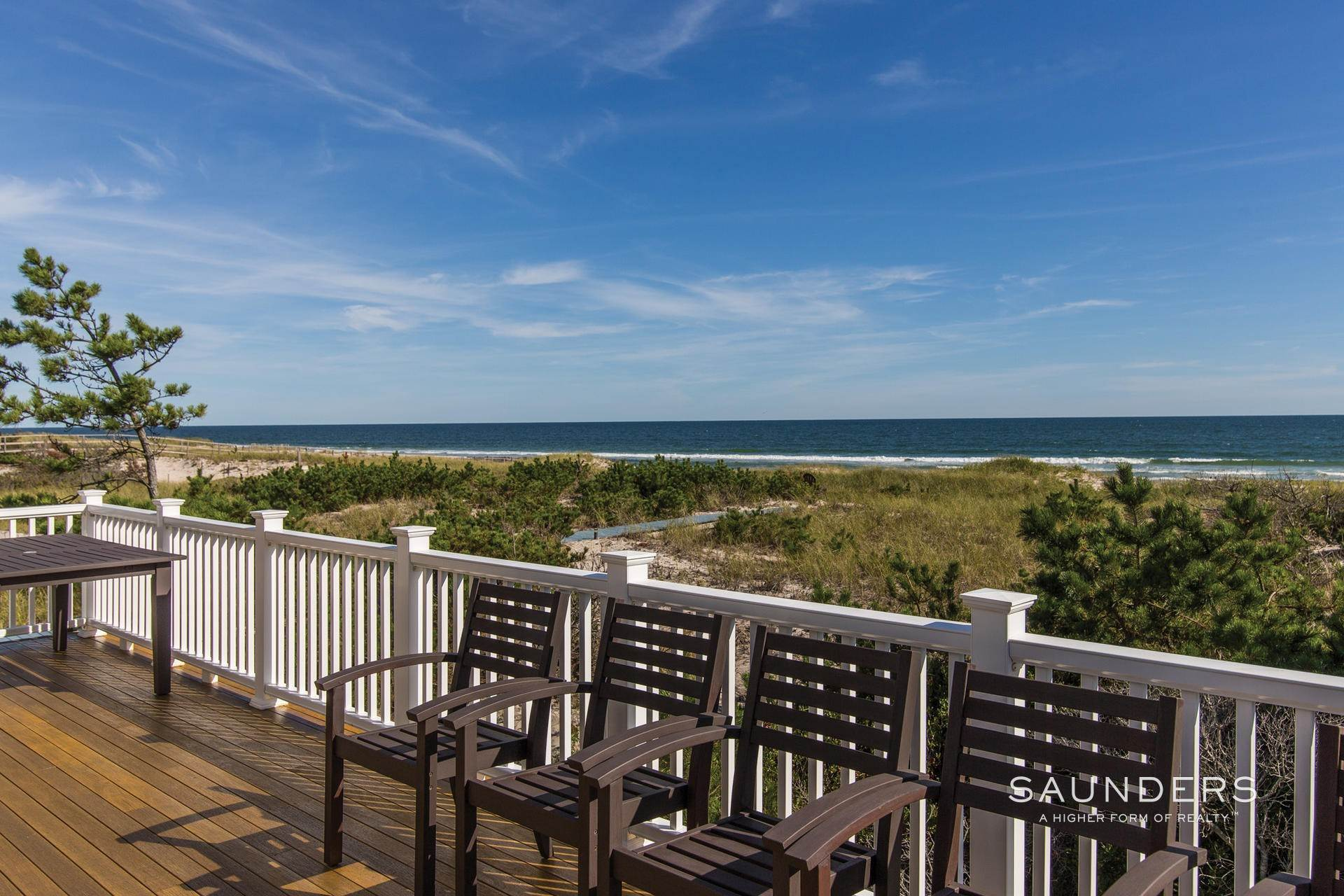 Single Family Homes at Gorgeous Oceanfront With Row To Bay Westhampton, Southampton Town, NY 11976