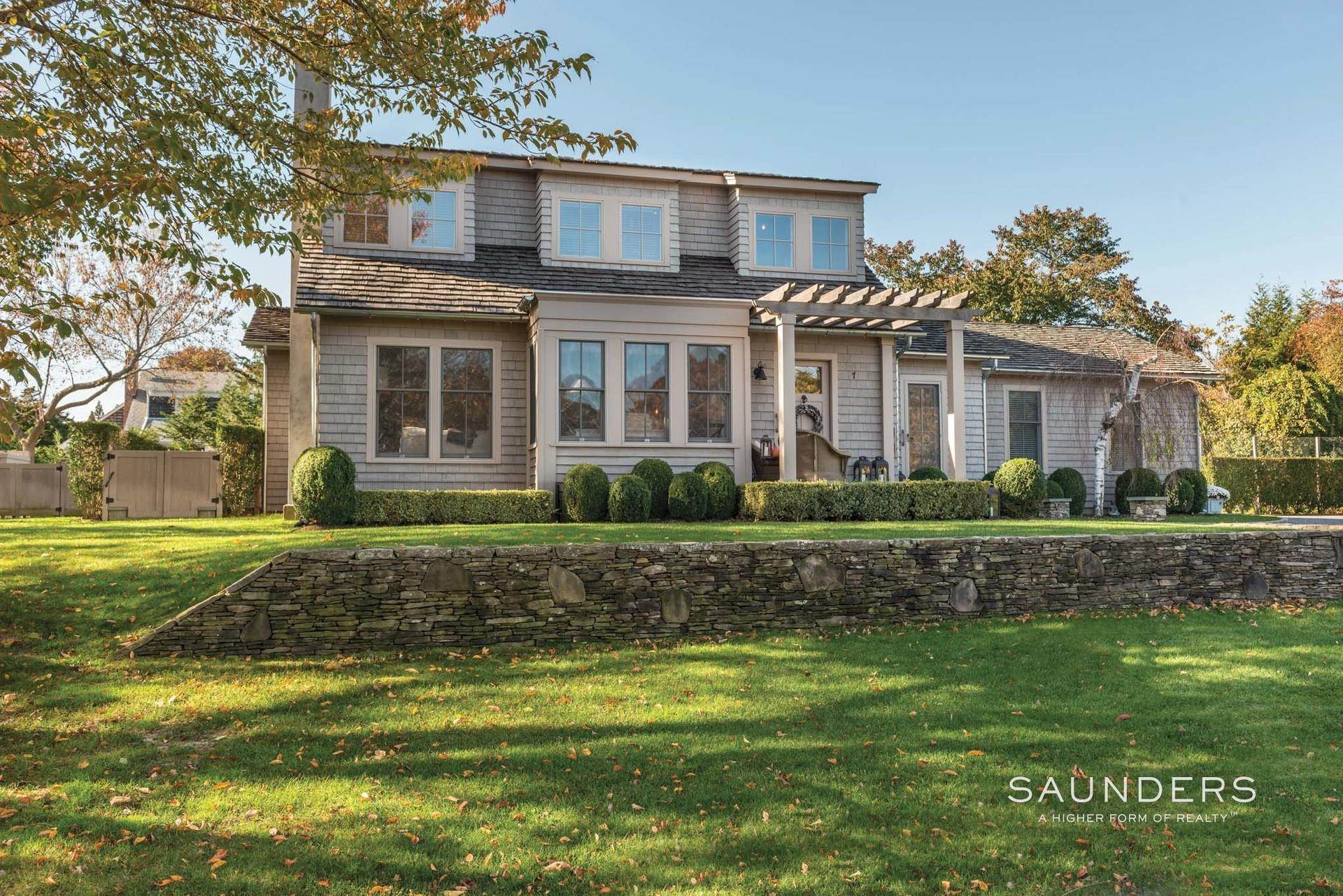 Single Family Homes at Renovated And Pristine Near East Hampton Village East Hampton, East Hampton Town, NY 11937