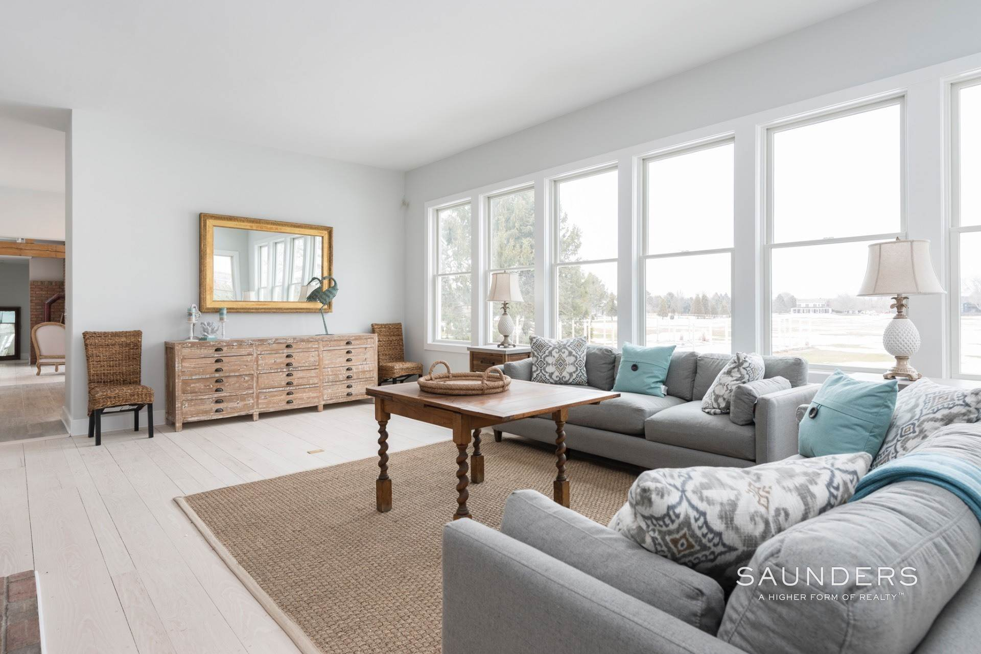 2. Single Family Homes for Sale at New Sagaponack Modern Farmhouse On Reserve Sagaponack Village, Southampton Town, NY 11962