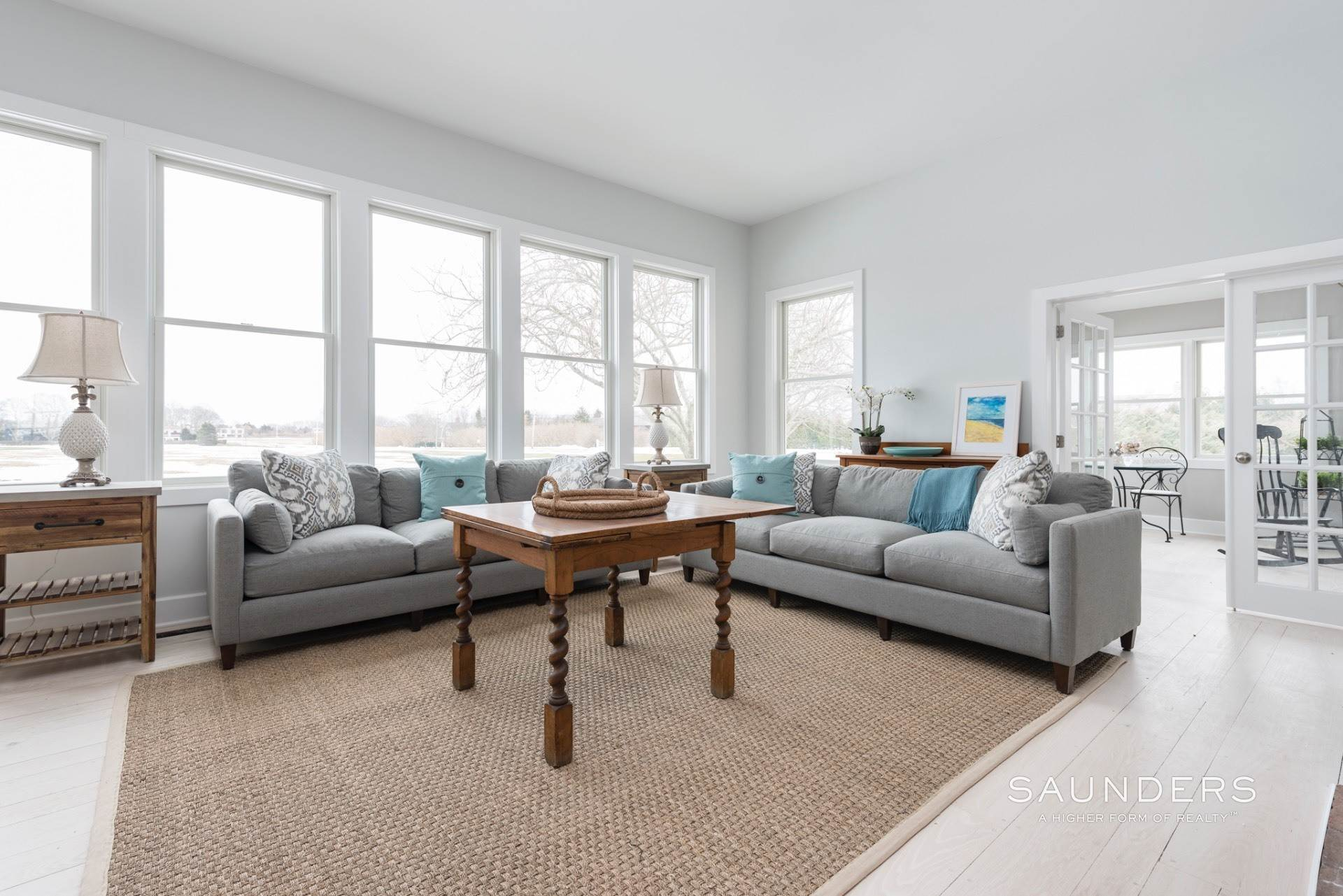 3. Single Family Homes for Sale at New Sagaponack Modern Farmhouse On Reserve Sagaponack Village, Southampton Town, NY 11962