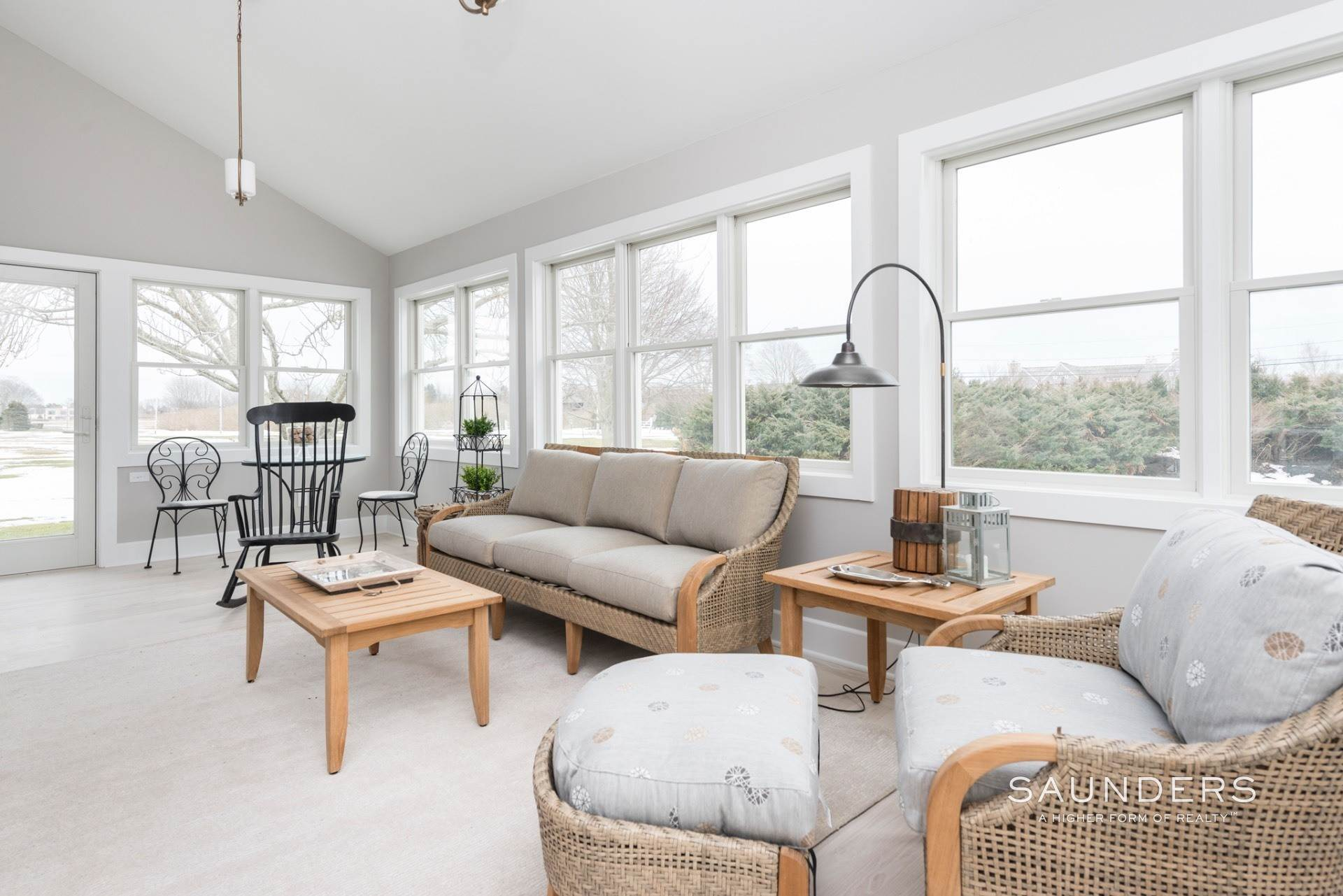 5. Single Family Homes for Sale at New Sagaponack Modern Farmhouse On Reserve Sagaponack Village, Southampton Town, NY 11962