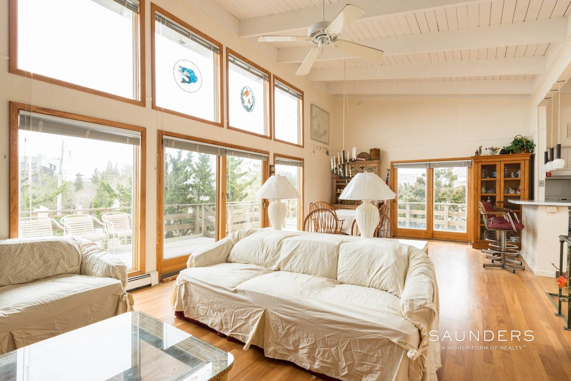 Single Family Homes at Casual Beach Living In Amagansett Dunes 87 Shore Road, Napeague, East Hampton Town, NY 11930