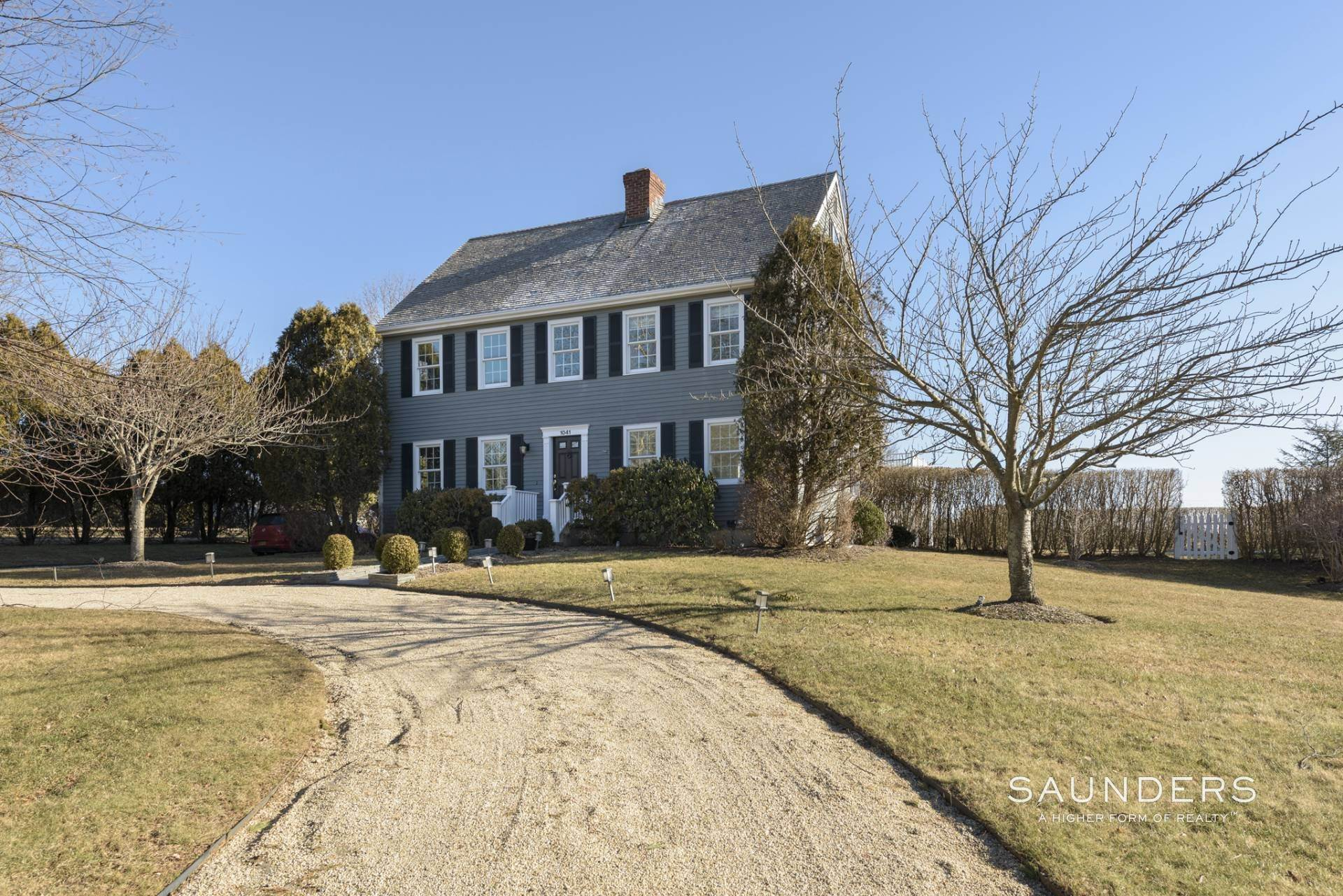 Single Family Homes at Water Mill Overlooking Reserve Water Mill, Southampton Town, NY 11976