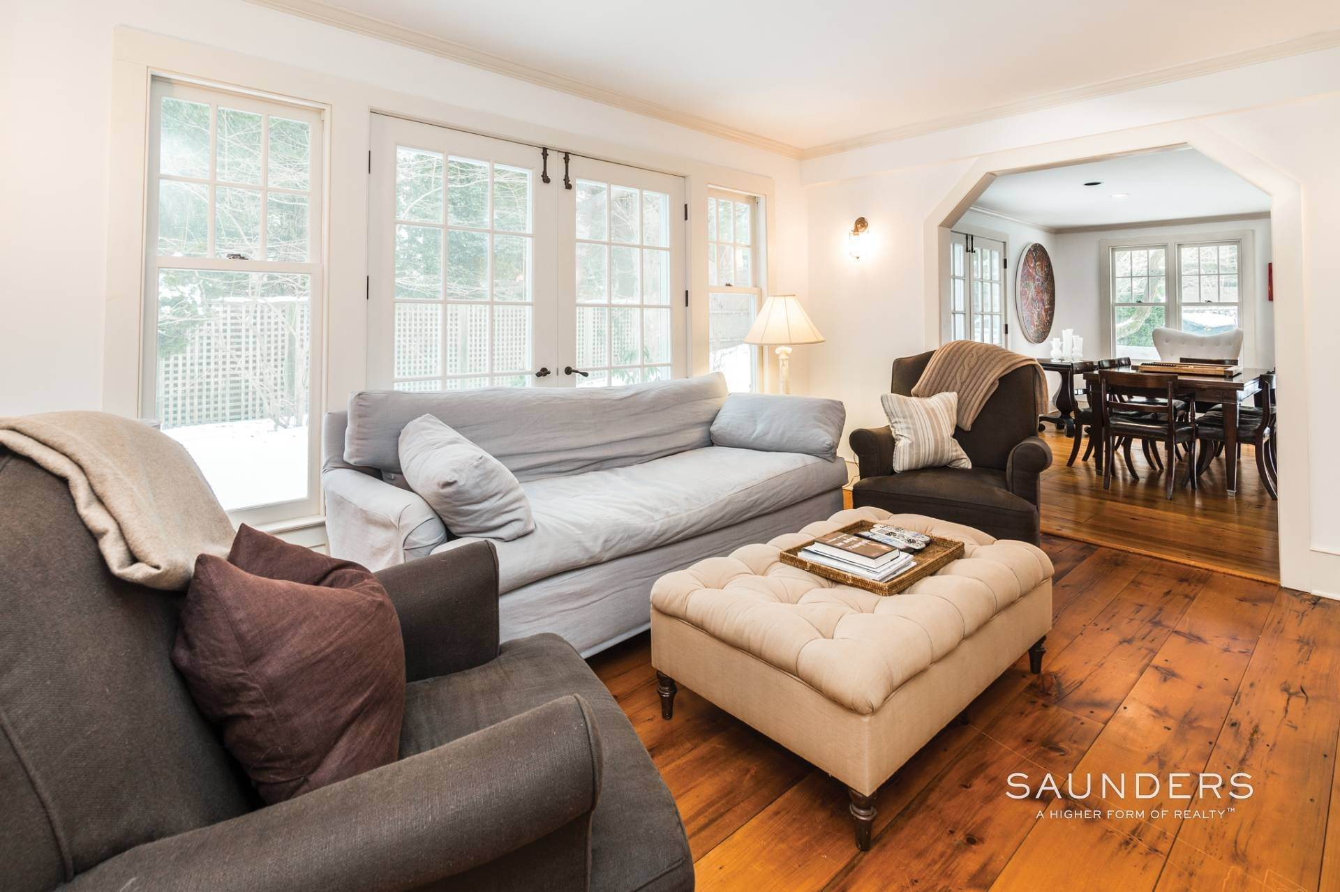 4. Single Family Homes for Sale at Egypt Lane Charmer 24 Egypt Lane, East Hampton, East Hampton Town, NY 11937