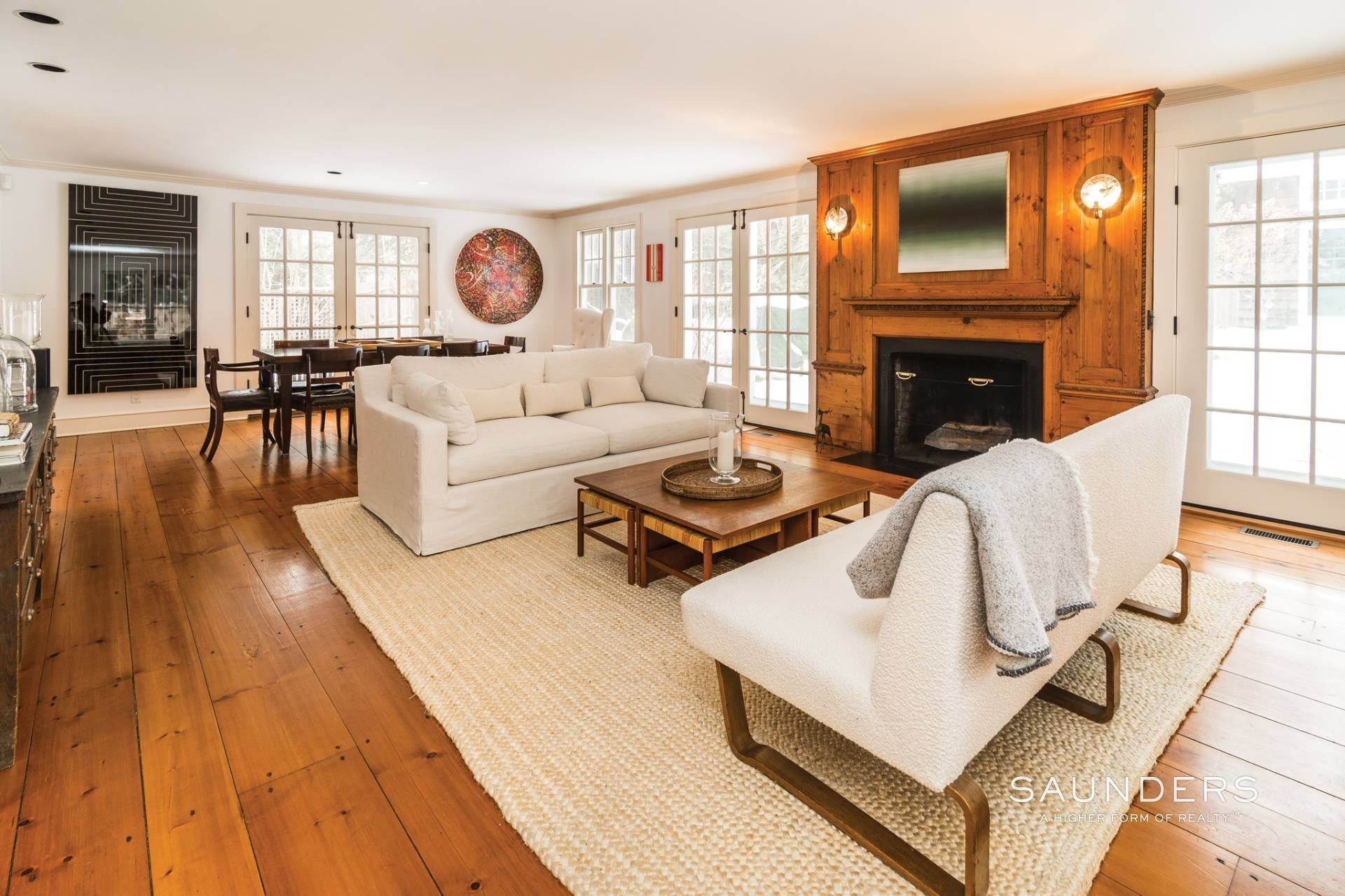 3. Single Family Homes for Sale at Egypt Lane Charmer 24 Egypt Lane, East Hampton, East Hampton Town, NY 11937