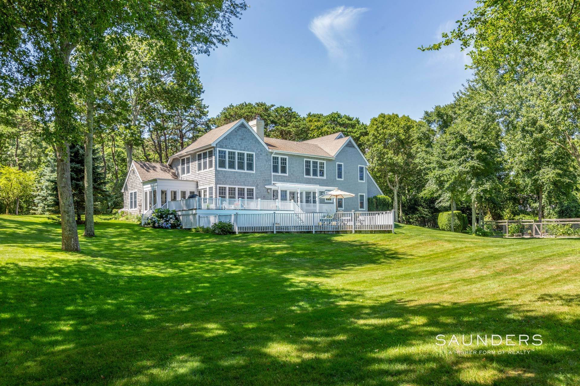 3. Single Family Homes for Sale at Waterfront Compound 403 Head Of Pond Road, Water Mill, Southampton Town, NY 11976