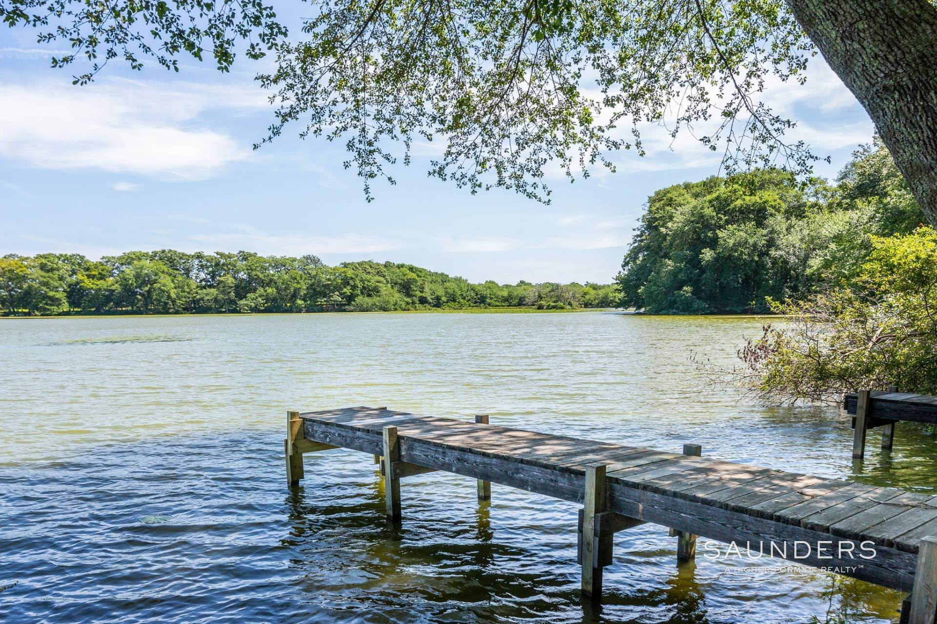 4. Single Family Homes for Sale at Waterfront Compound 403 Head Of Pond Road, Water Mill, Southampton Town, NY 11976