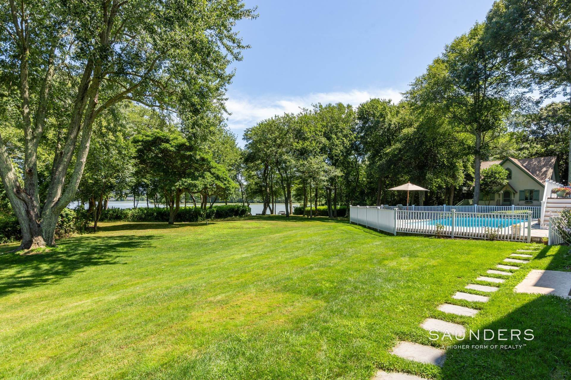 19. Single Family Homes for Sale at Waterfront Compound 403 Head Of Pond Road, Water Mill, Southampton Town, NY 11976
