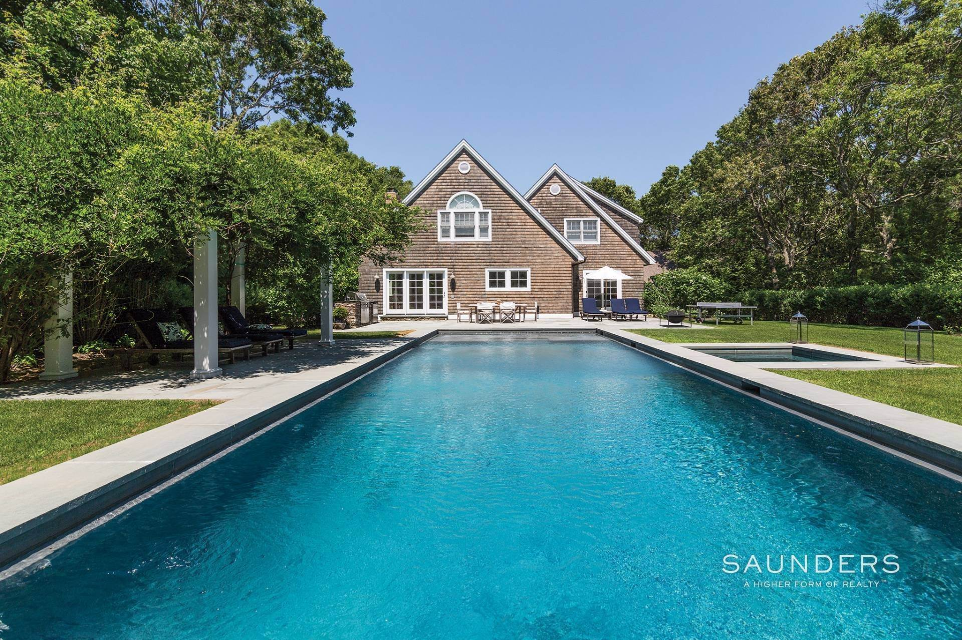 Single Family Homes at Great East Hampton Post Modern East Hampton, East Hampton Town, NY 11937
