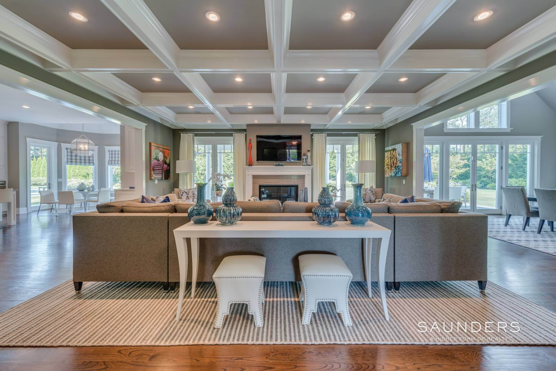 8. Single Family Homes for Sale at Pristine Shingled Traditional In Bridgehampton South Bridgehampton, Southampton Town, NY 11976