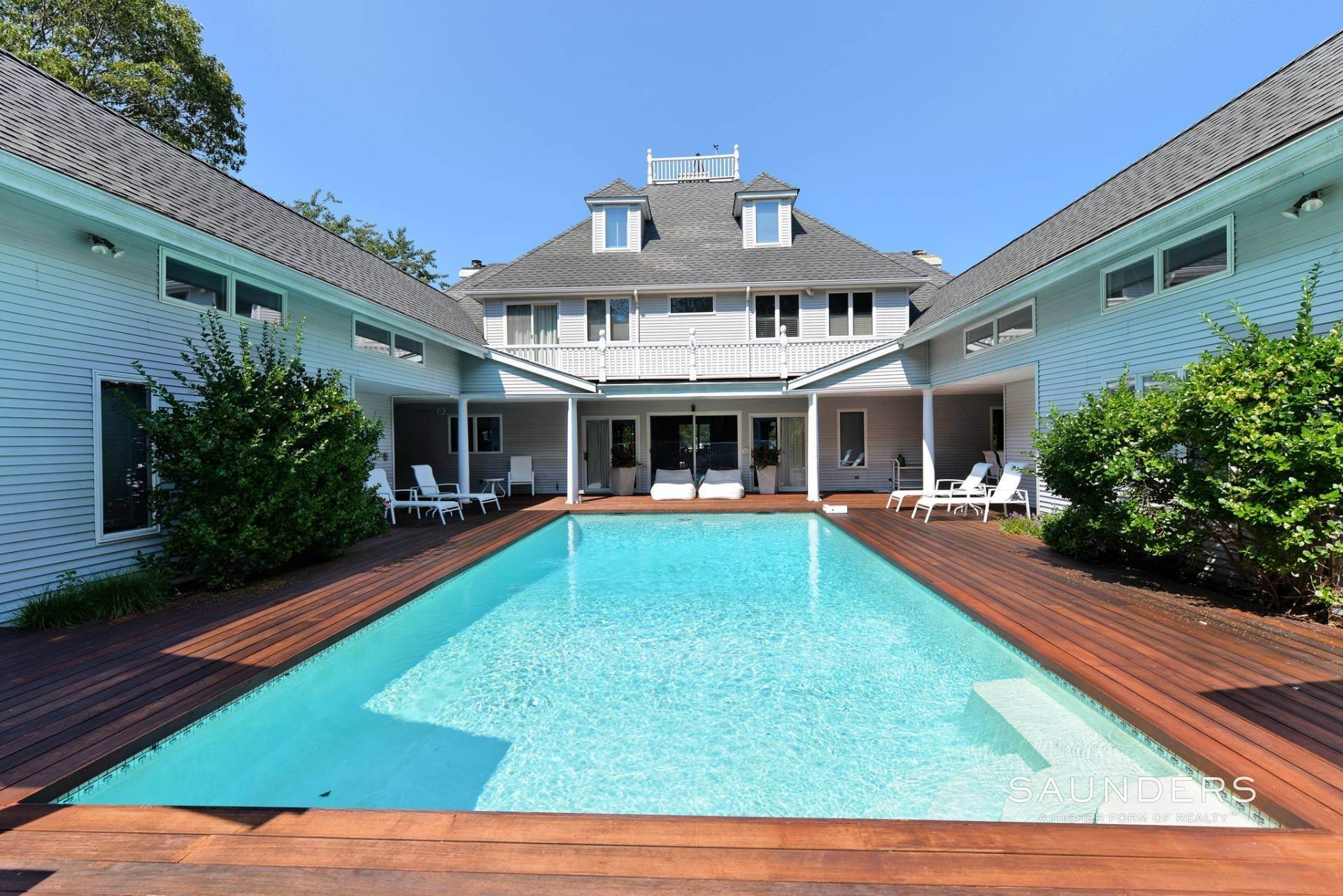 3. Single Family Homes for Sale at Estate Section Compound With Deep Water Dock, Sandy Beach, Pool 58 Westmoreland Drive, Shelter Island Heights, Shelter Island, NY 11964