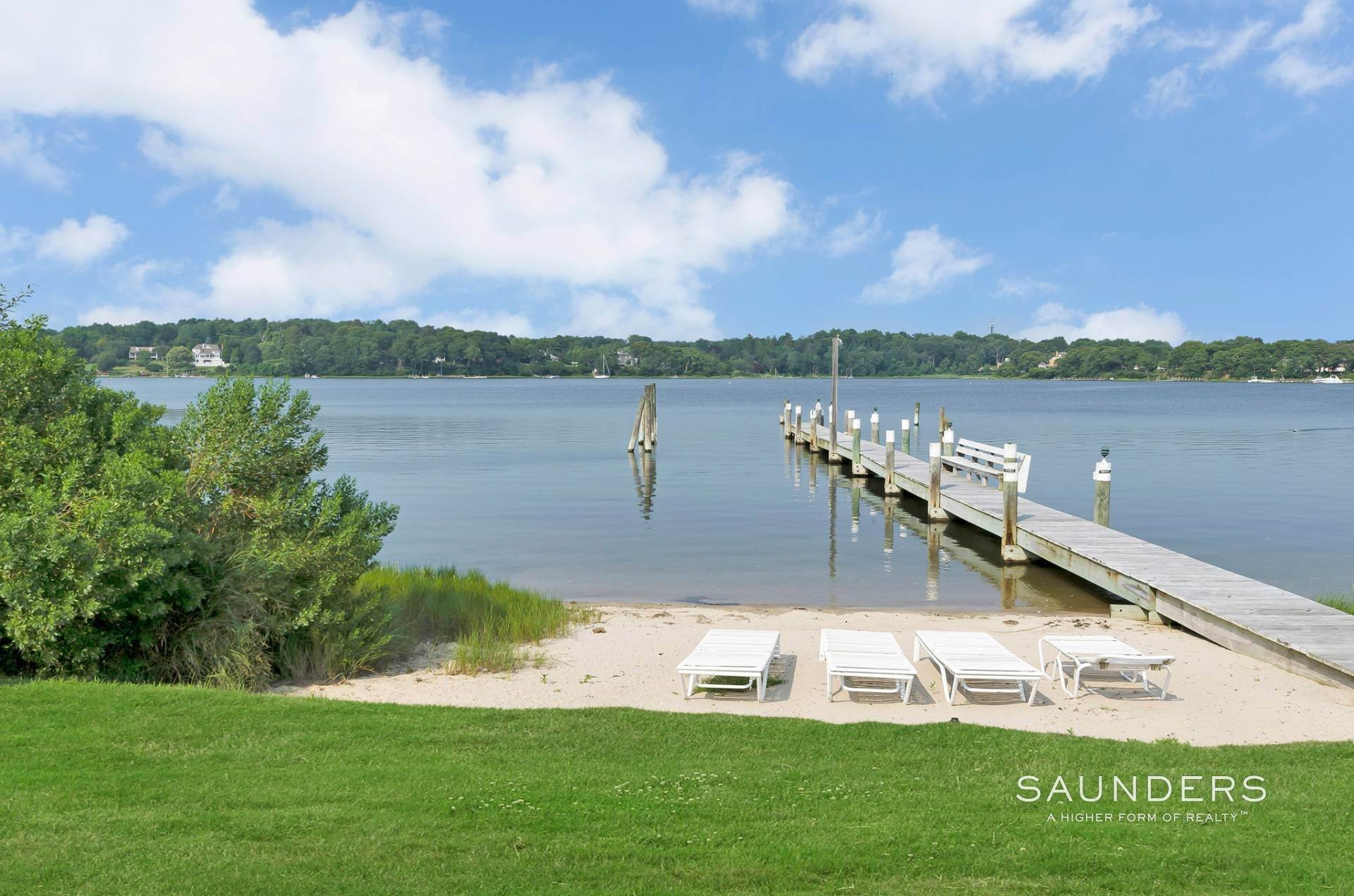 25. Single Family Homes for Sale at Estate Section Compound With Deep Water Dock, Sandy Beach, Pool 58 Westmoreland Drive, Shelter Island Heights, Shelter Island, NY 11964