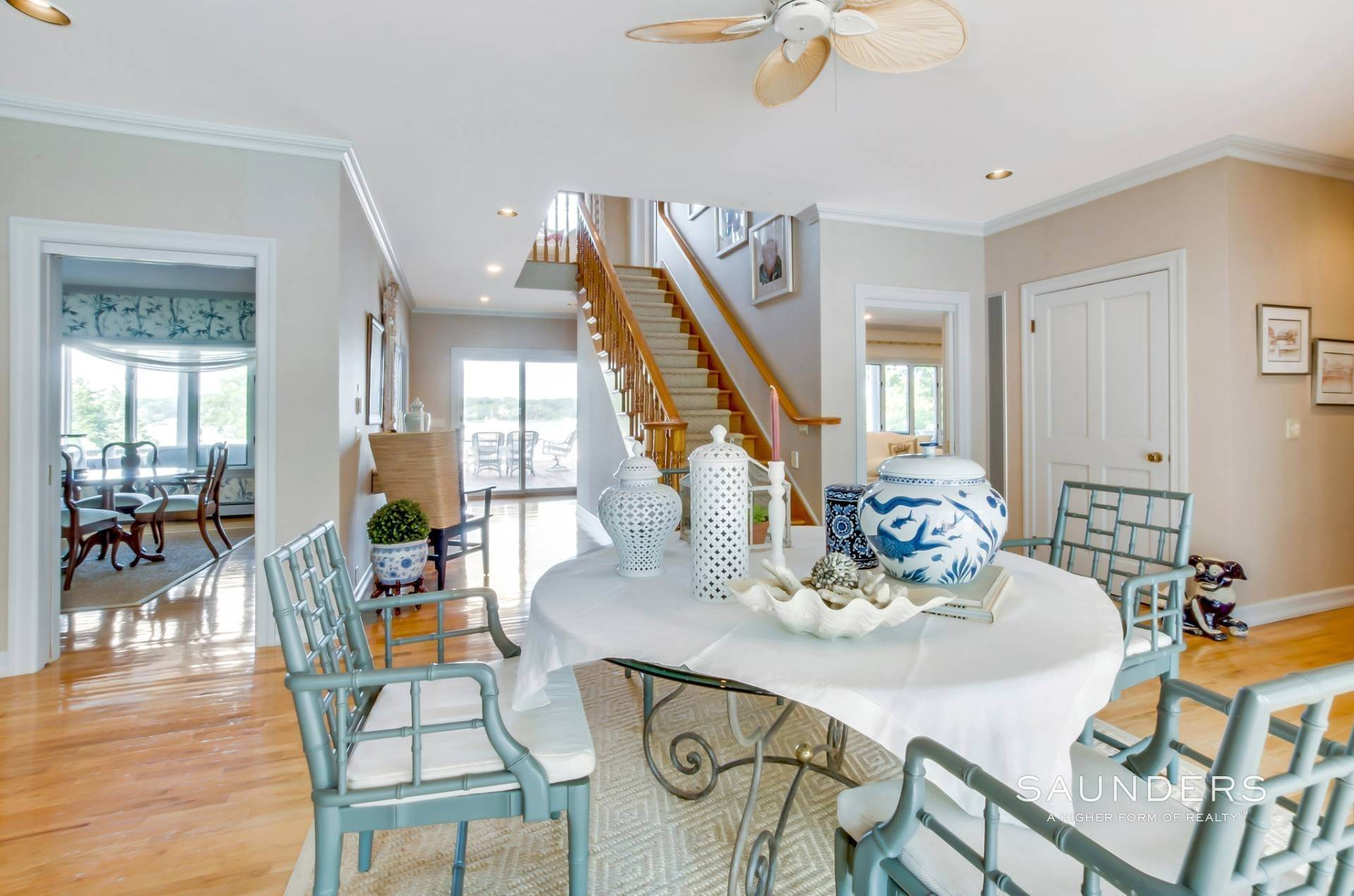 4. Single Family Homes for Sale at Estate Section Compound With Deep Water Dock, Sandy Beach, Pool 58 Westmoreland Drive, Shelter Island Heights, Shelter Island, NY 11964