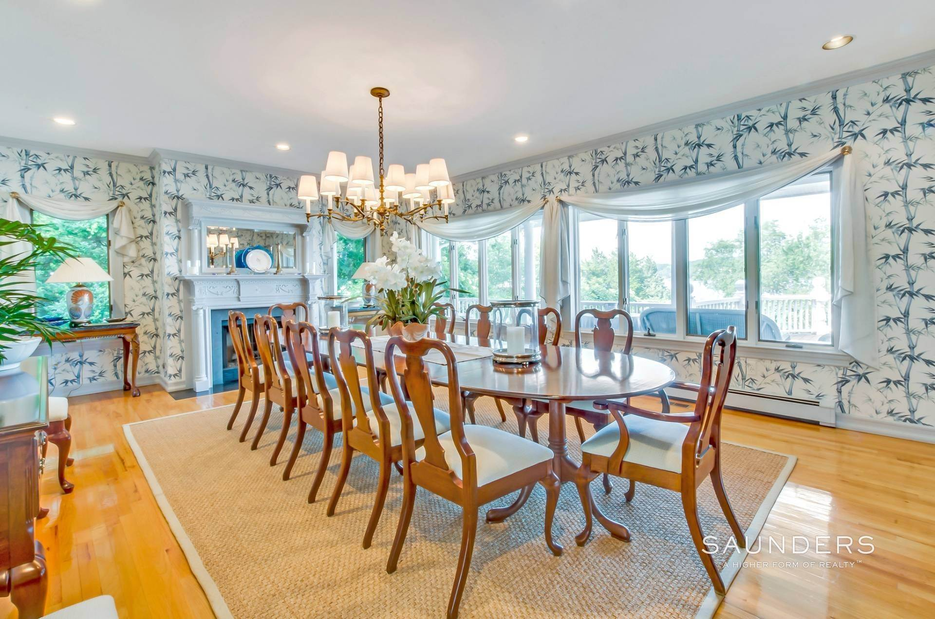 8. Single Family Homes for Sale at Estate Section Compound With Deep Water Dock, Sandy Beach, Pool 58 Westmoreland Drive, Shelter Island Heights, Shelter Island, NY 11964