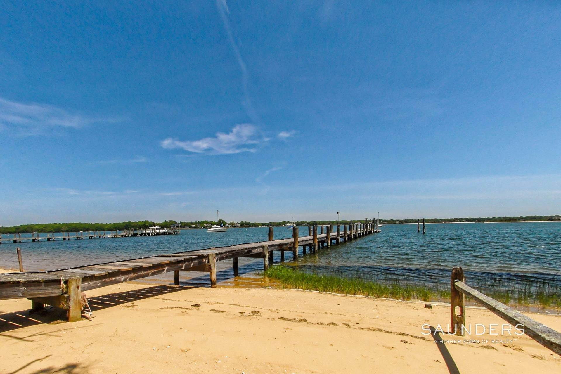 Single Family Homes for Sale at Shelter Island Turnkey Waterview With Dock, Guest House And Barn 24-31 East Brander Parkway, Shelter Island Heights, Shelter Island, NY 11964
