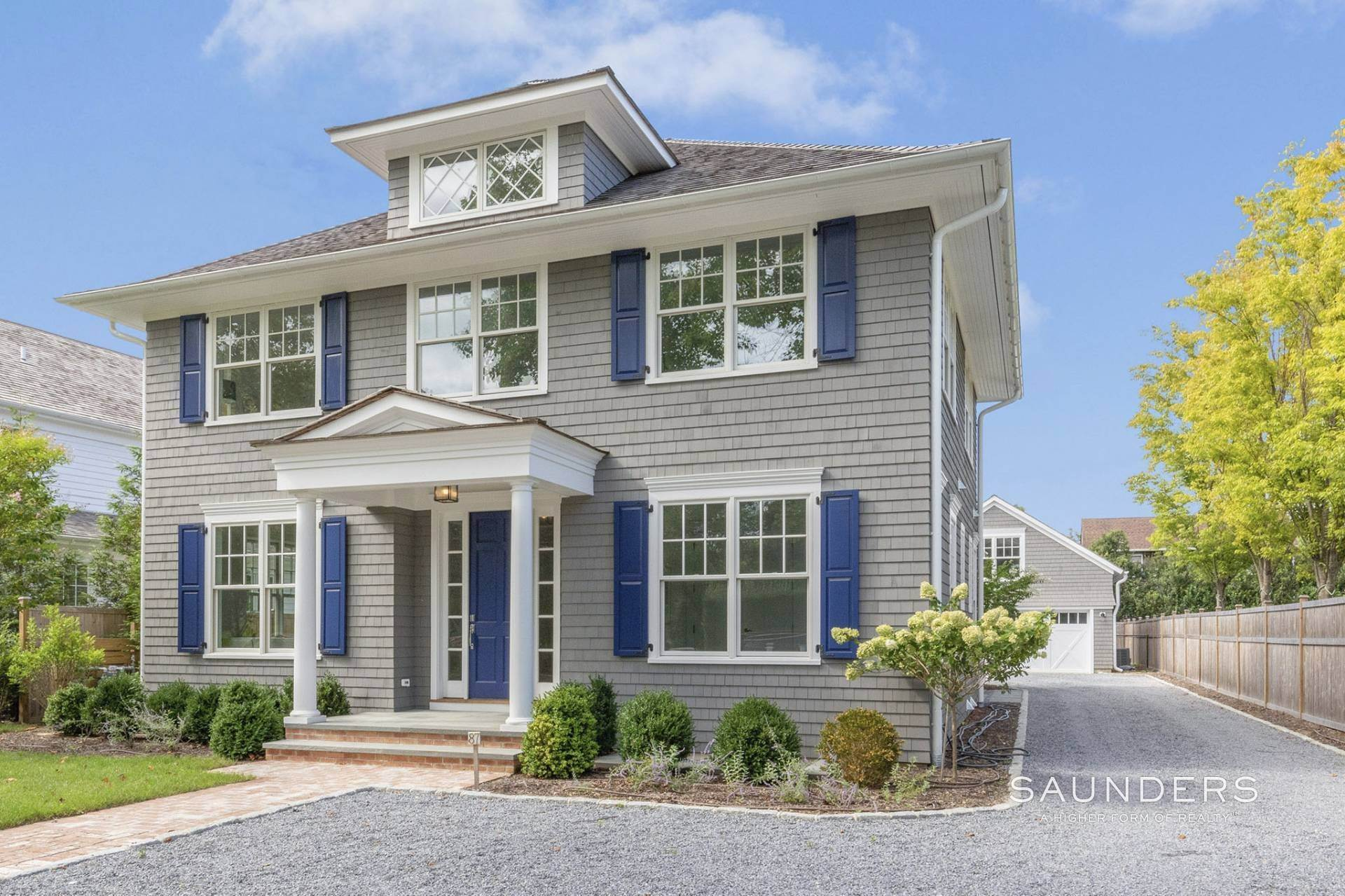 Single Family Homes at Southampton Village New Construction With Carriage House Southampton, Southampton Town, NY 11968