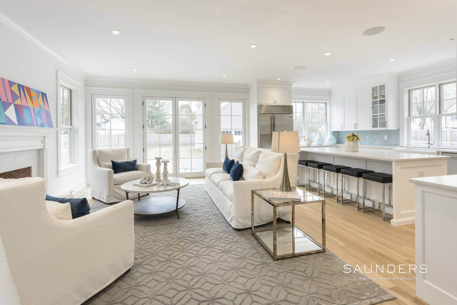 2. Single Family Homes at Southampton Village New Construction With Carriage House Southampton, Southampton Town, NY 11968