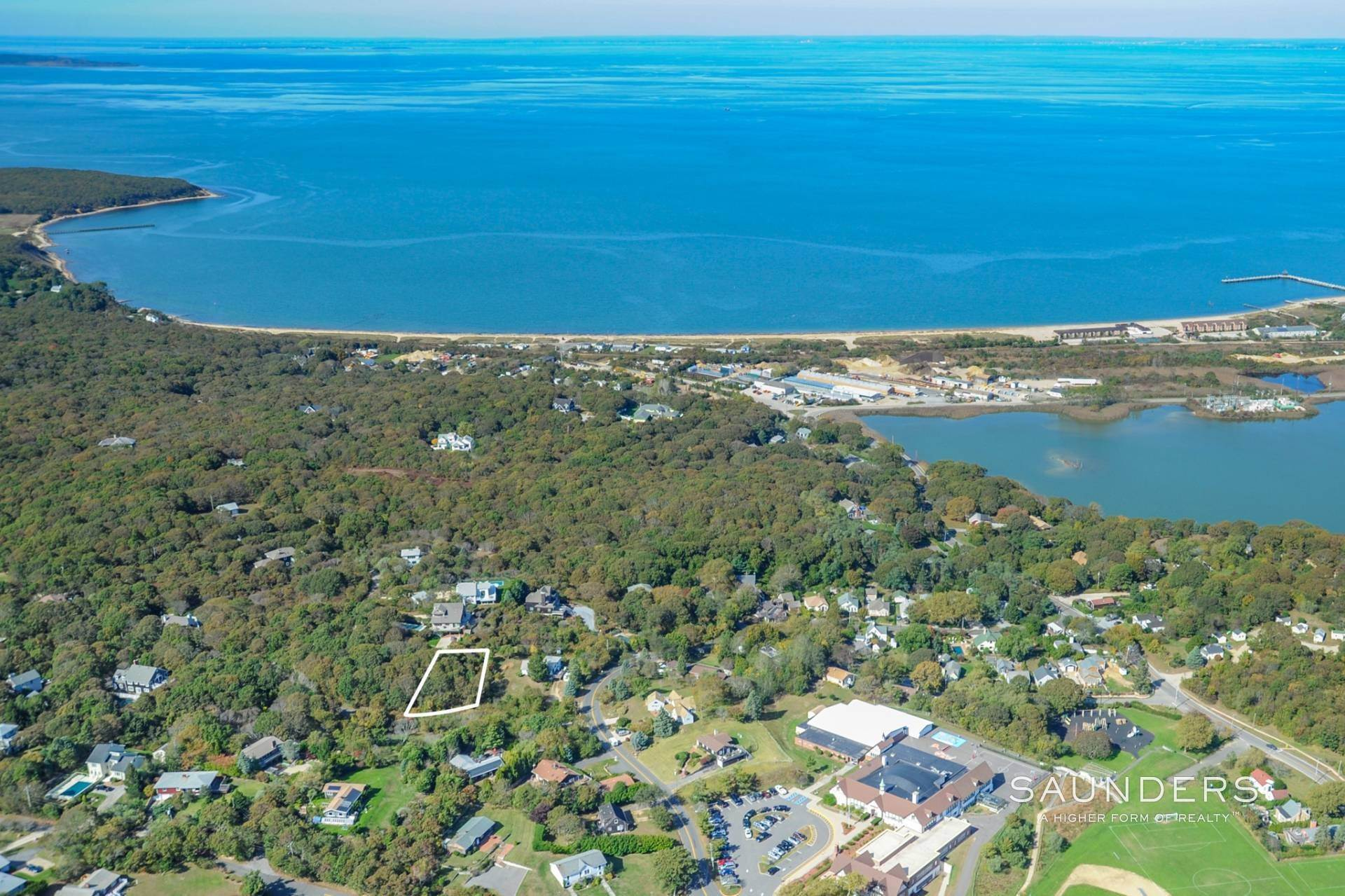 Land for Sale at Montauk Building Parcel 29 South Duncan Drive, Montauk, East Hampton Town, NY 11954