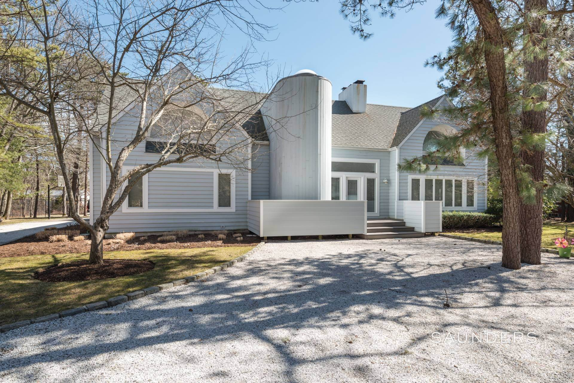 Single Family Homes at East Quogue Contemporary East Quogue, Southampton Town, NY 11942