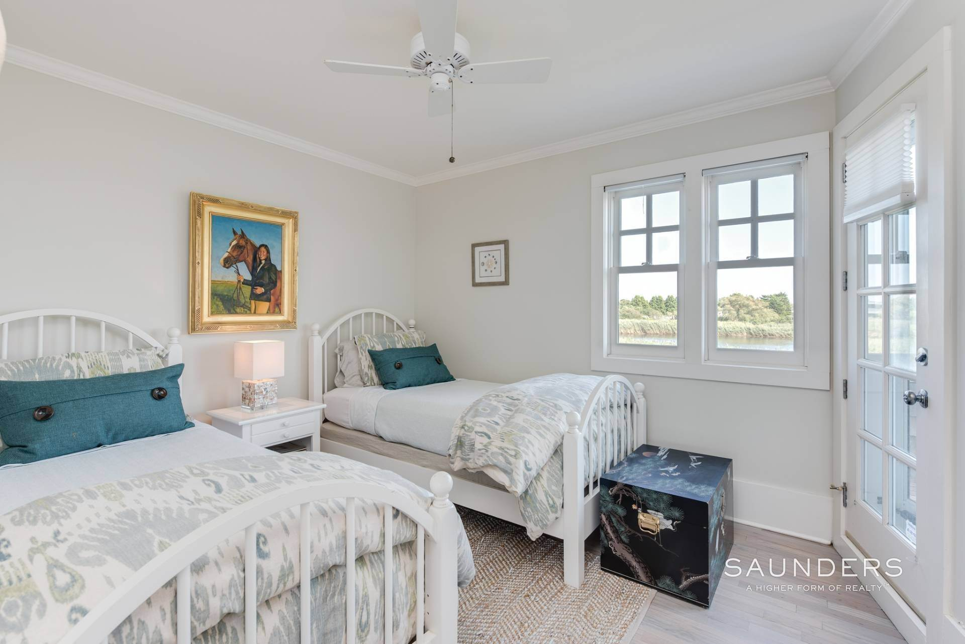 16. Single Family Homes for Sale at Bridgehampton South Waterfront With Dock & Ocean View 87 Rose Way, Bridgehampton, Southampton Town, NY 11932