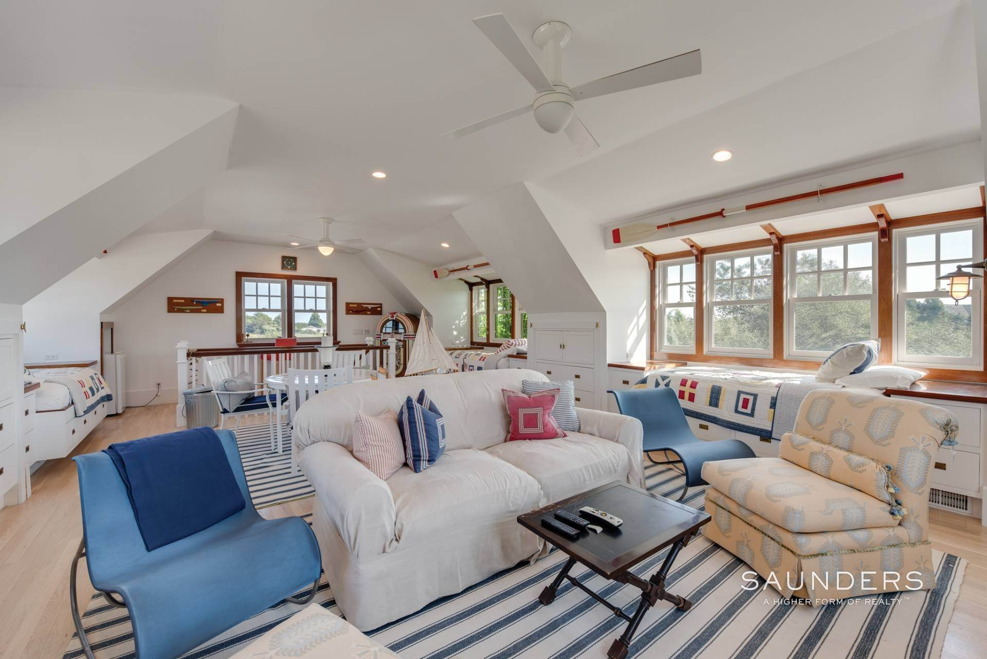 19. Single Family Homes for Sale at Bridgehampton South Waterfront With Dock & Ocean View 87 Rose Way, Bridgehampton, Southampton Town, NY 11932