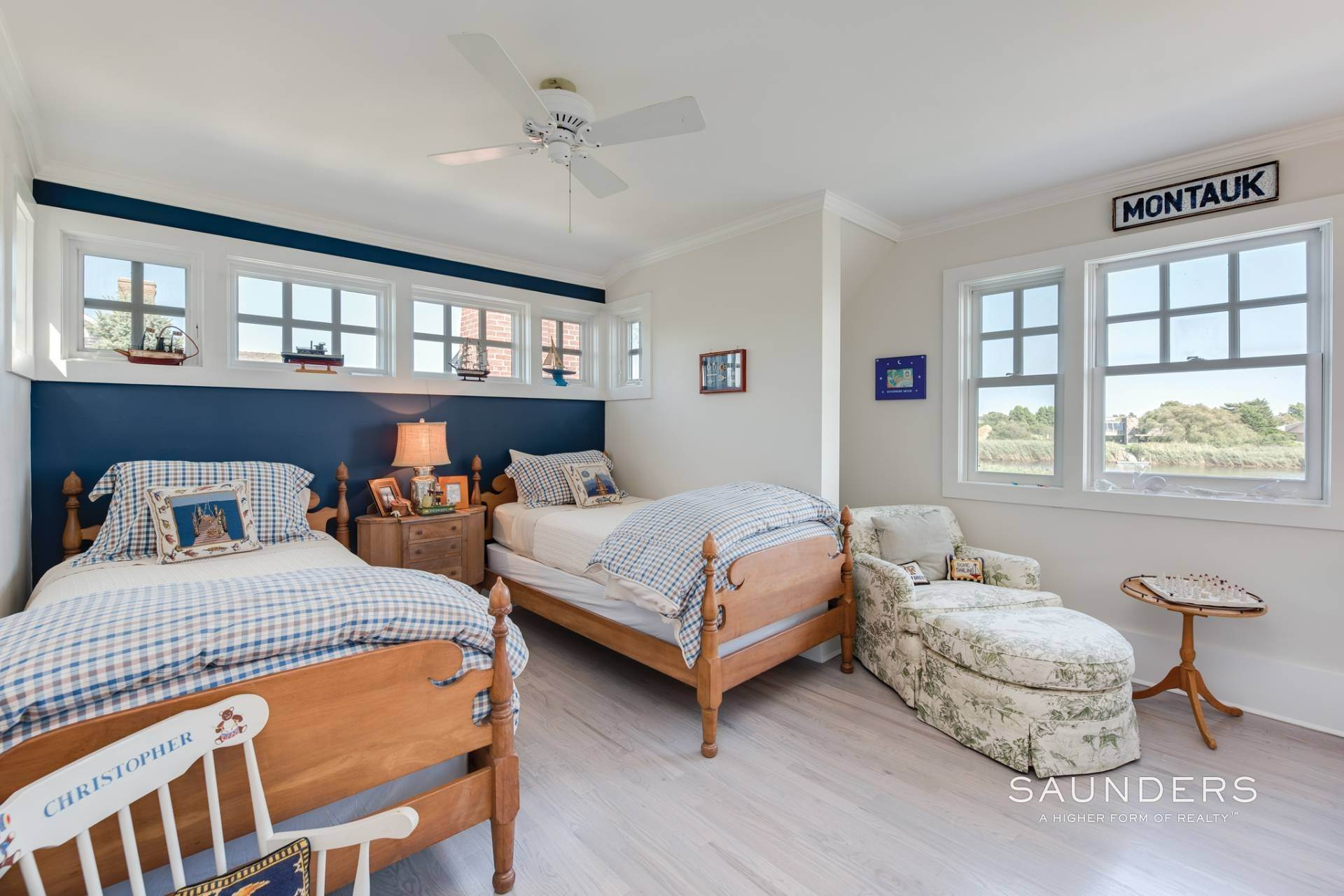 17. Single Family Homes for Sale at Bridgehampton South Waterfront With Dock & Ocean View 87 Rose Way, Bridgehampton, Southampton Town, NY 11932