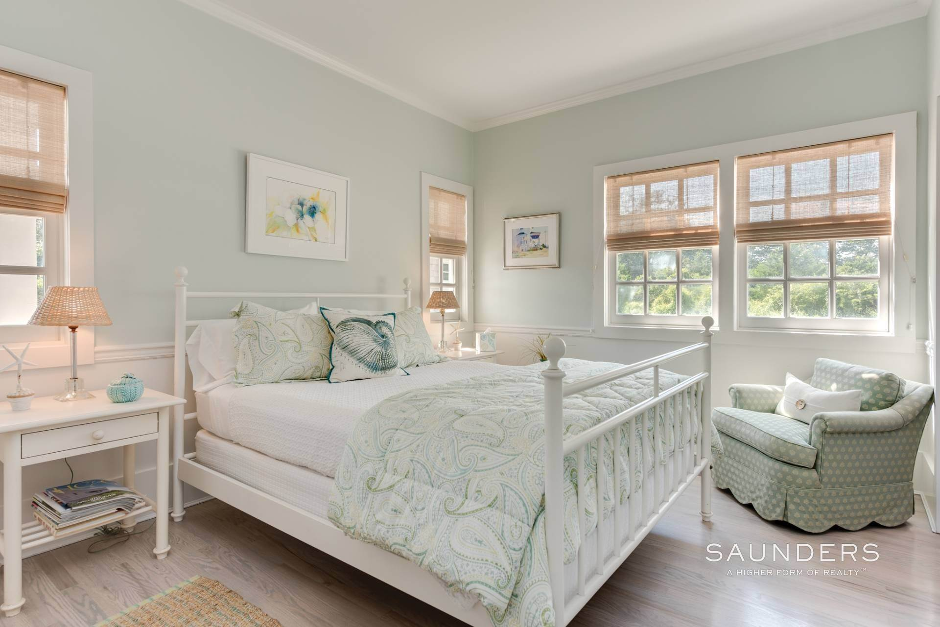 14. Single Family Homes for Sale at Bridgehampton South Waterfront With Dock & Ocean View 87 Rose Way, Bridgehampton, Southampton Town, NY 11932