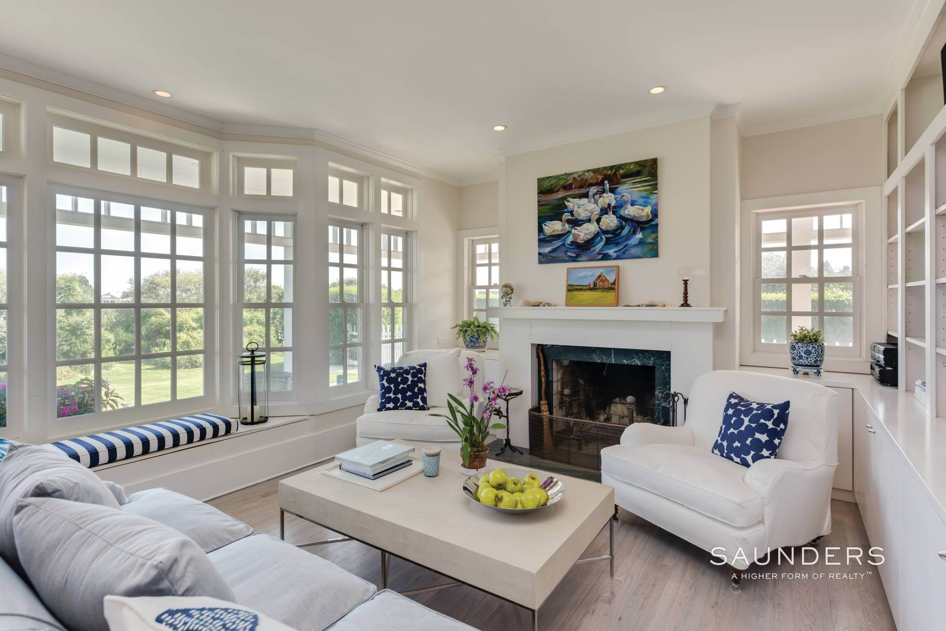 4. Single Family Homes for Sale at Bridgehampton South Waterfront With Dock & Ocean View 87 Rose Way, Bridgehampton, Southampton Town, NY 11932