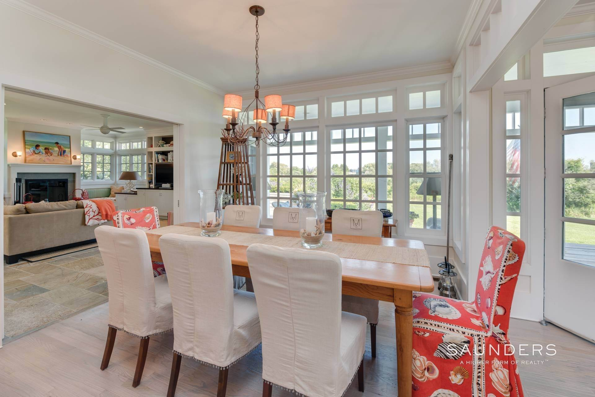5. Single Family Homes for Sale at Bridgehampton South Waterfront With Dock & Ocean View 87 Rose Way, Bridgehampton, Southampton Town, NY 11932