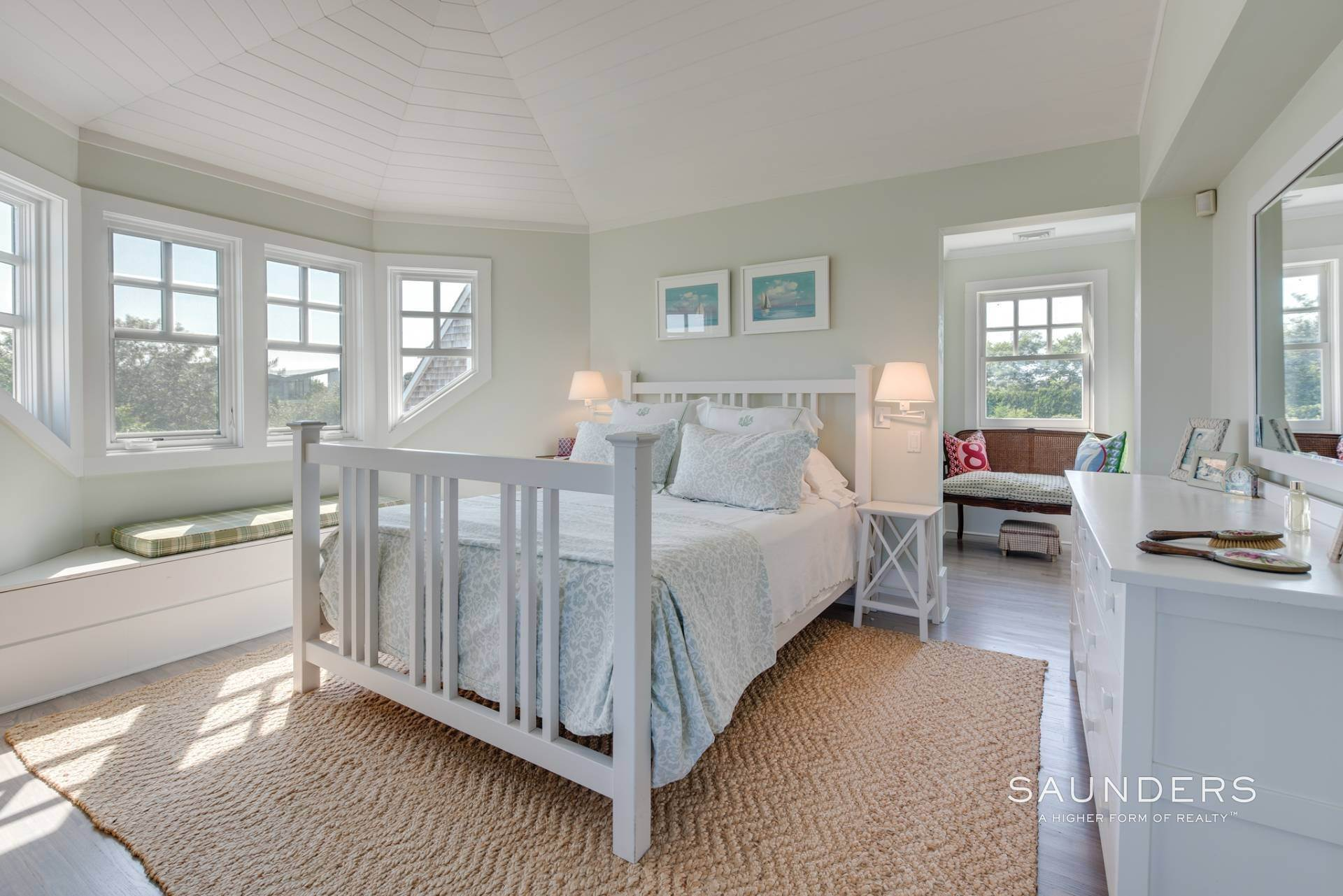 13. Single Family Homes for Sale at Bridgehampton South Waterfront With Dock & Ocean View 87 Rose Way, Bridgehampton, Southampton Town, NY 11932