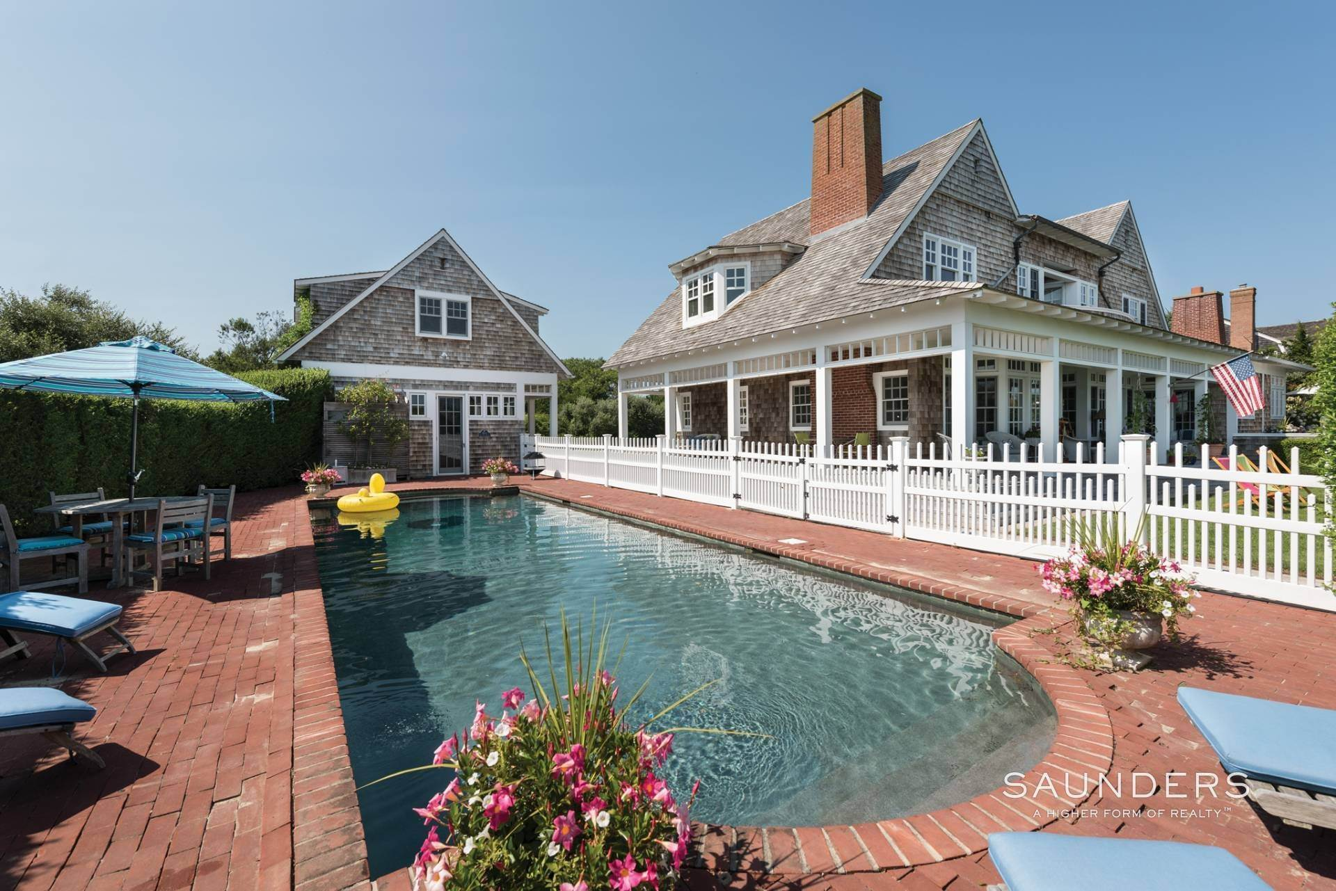 22. Single Family Homes for Sale at Bridgehampton South Waterfront With Dock & Ocean View 87 Rose Way, Bridgehampton, Southampton Town, NY 11932