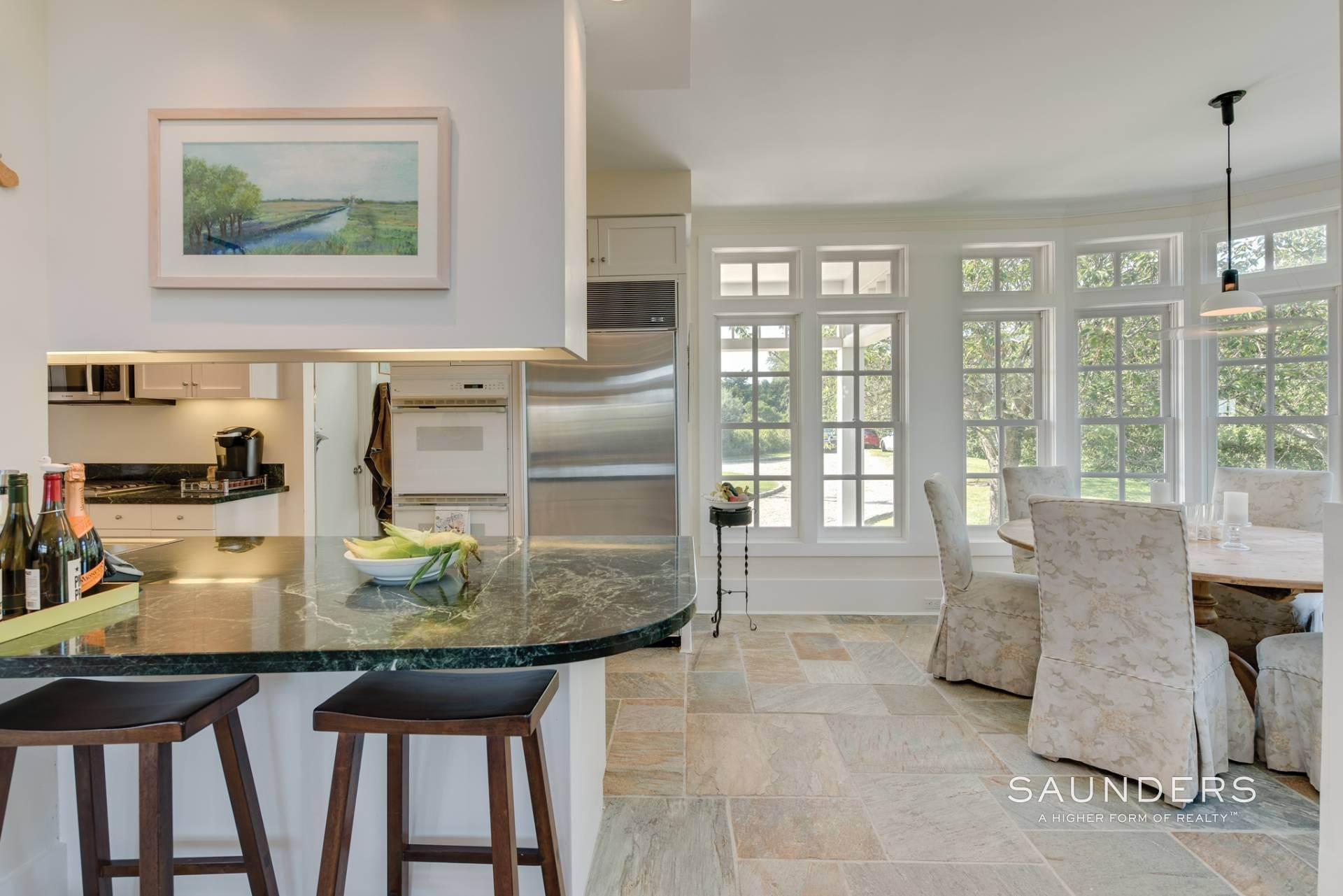 7. Single Family Homes for Sale at Bridgehampton South Waterfront With Dock & Ocean View 87 Rose Way, Bridgehampton, Southampton Town, NY 11932