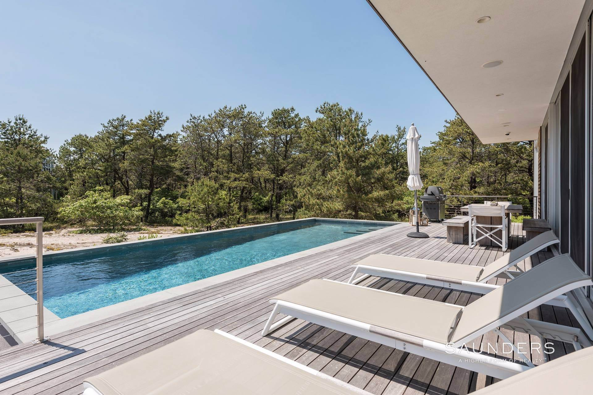 4. Single Family Homes at Private Modern In Amagansett Dunes Napeague, East Hampton Town, NY 11930