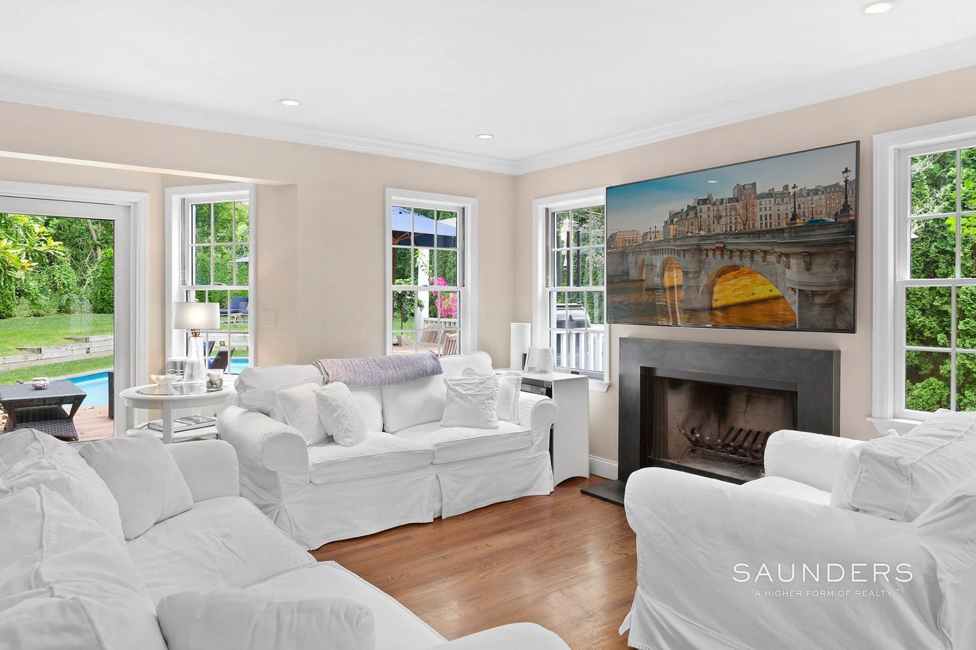 3. Single Family Homes for Sale at Once Upon A Time, In East Hampton Village... 156 Montauk Highway, East Hampton, East Hampton Town, NY 11937
