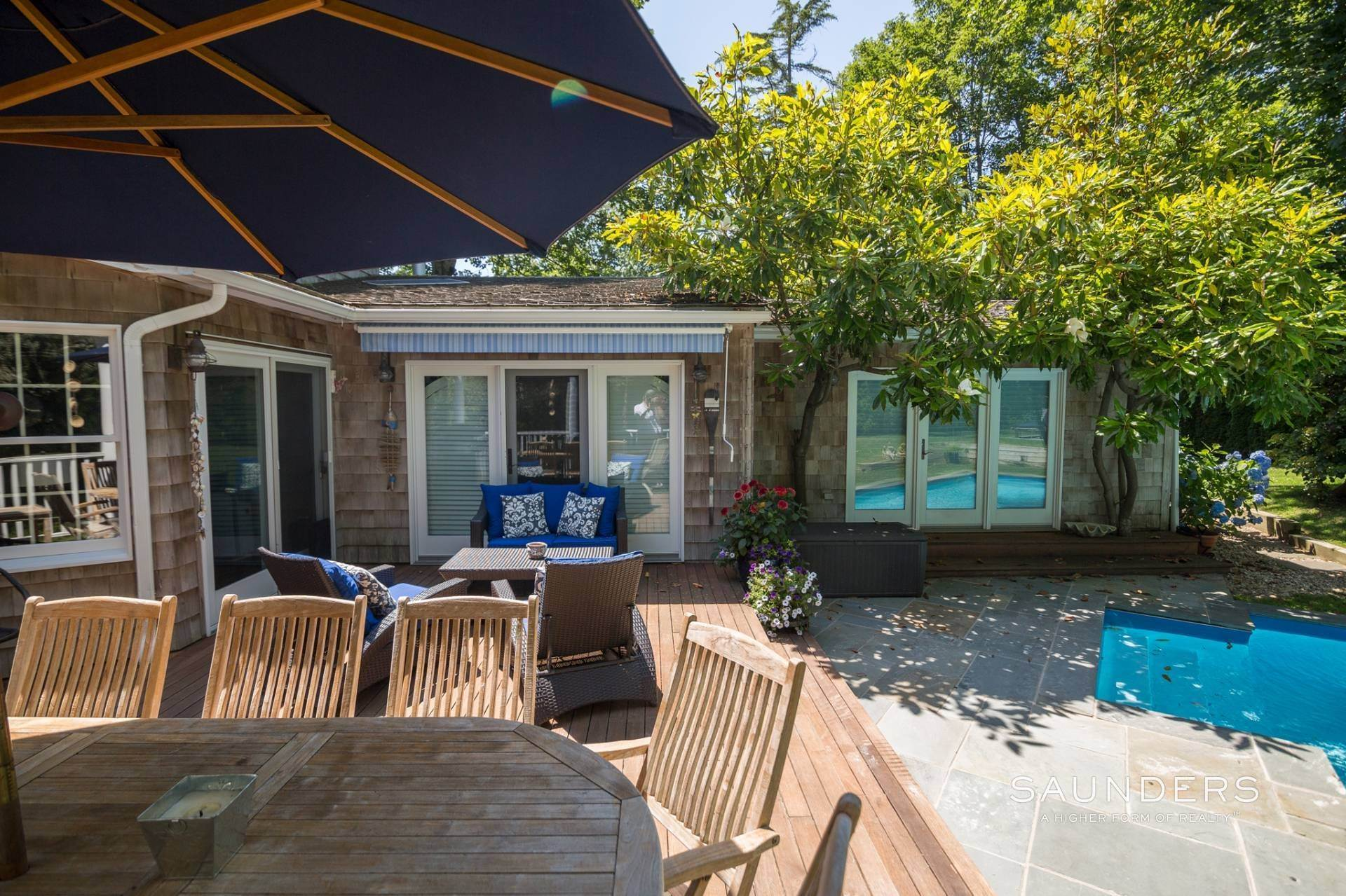 21. Single Family Homes for Sale at Once Upon A Time, In East Hampton Village... 156 Montauk Highway, East Hampton, East Hampton Town, NY 11937