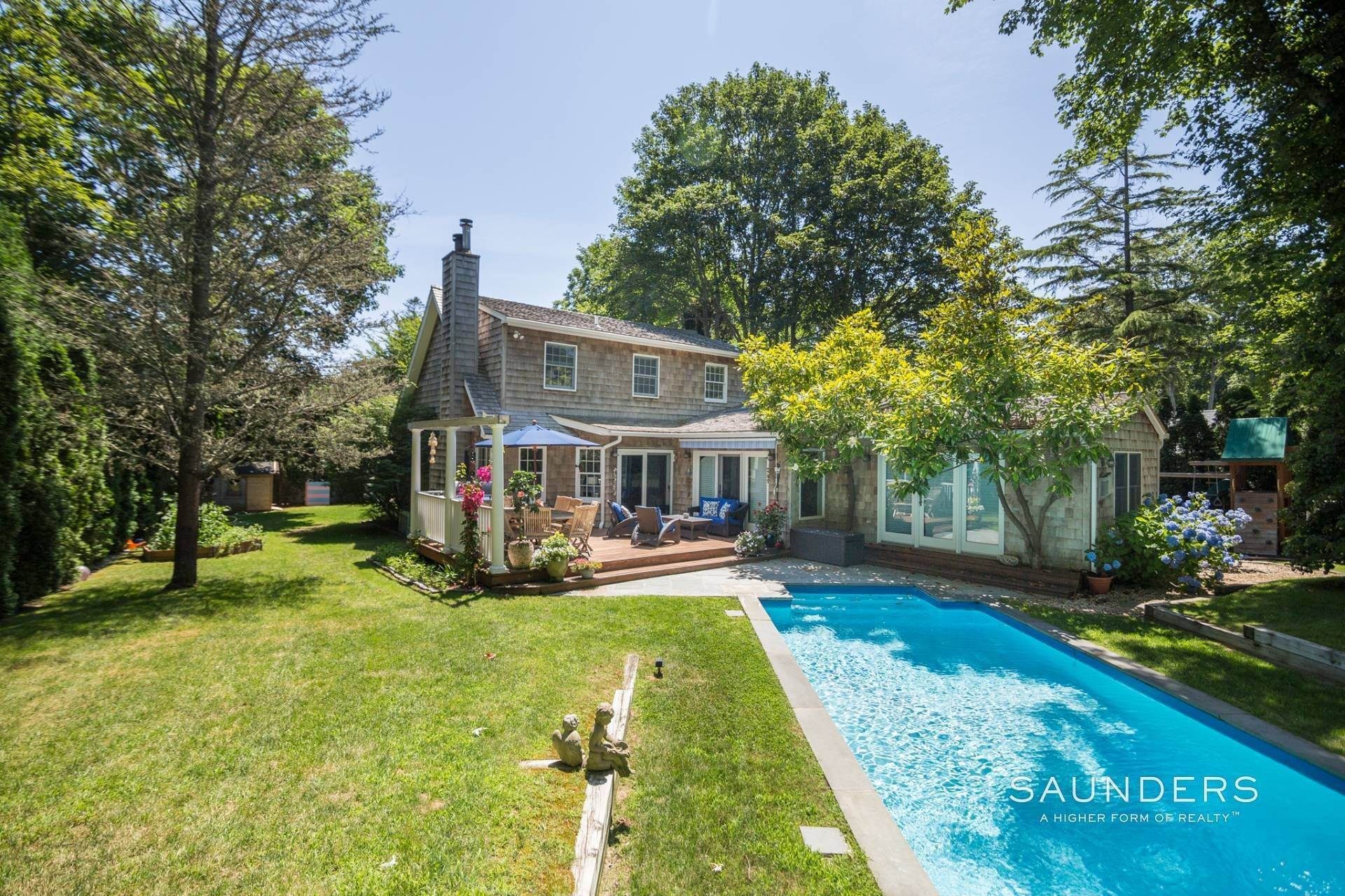 Single Family Homes for Sale at Once Upon A Time, In East Hampton Village... 156 Montauk Highway, East Hampton, East Hampton Town, NY 11937