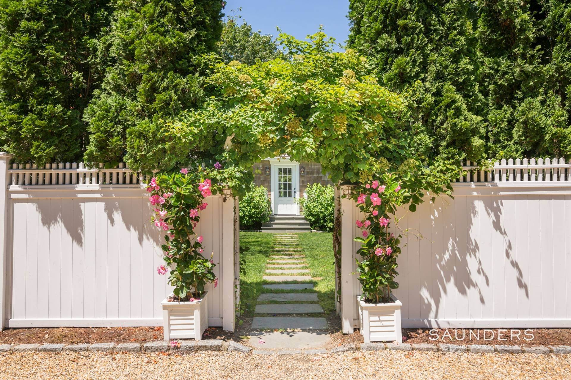25. Single Family Homes for Sale at Once Upon A Time, In East Hampton Village... 156 Montauk Highway, East Hampton, East Hampton Town, NY 11937
